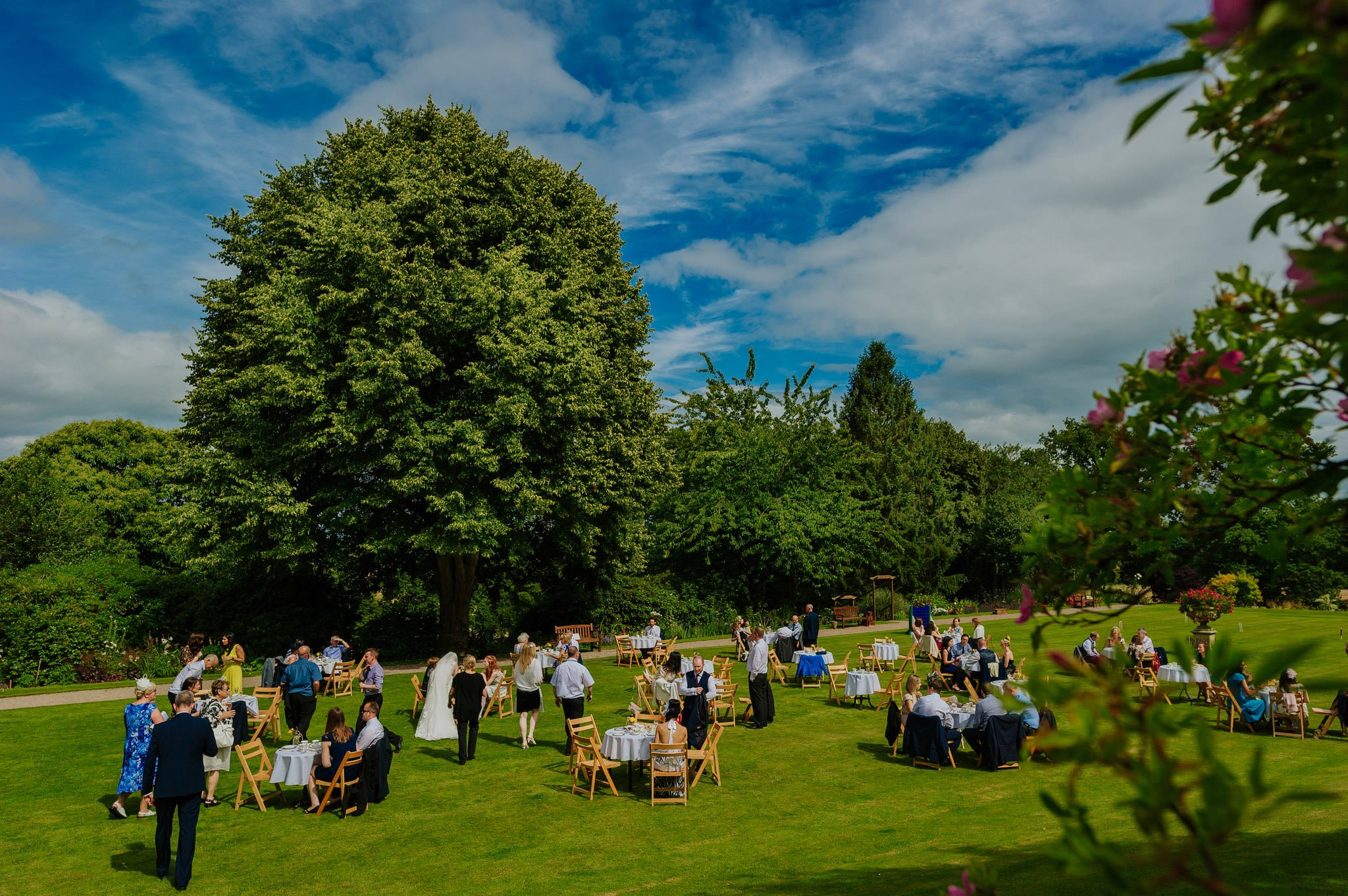 Wedding photography at Homme House in Herefordshire, West Midlands 49