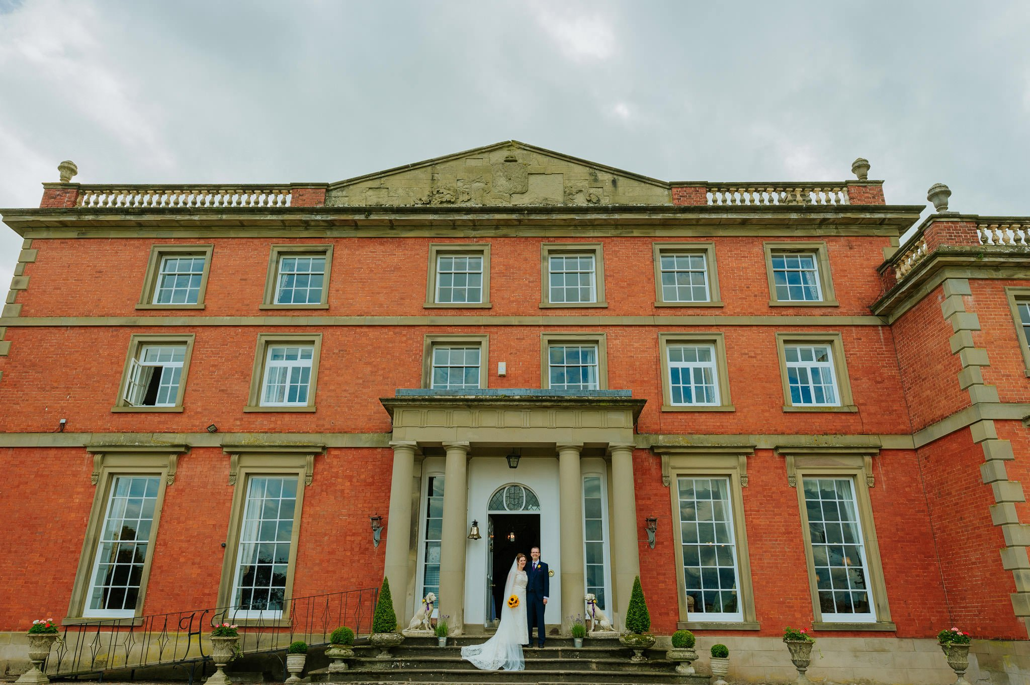 Wedding photography at Homme House in Herefordshire, West Midlands 88