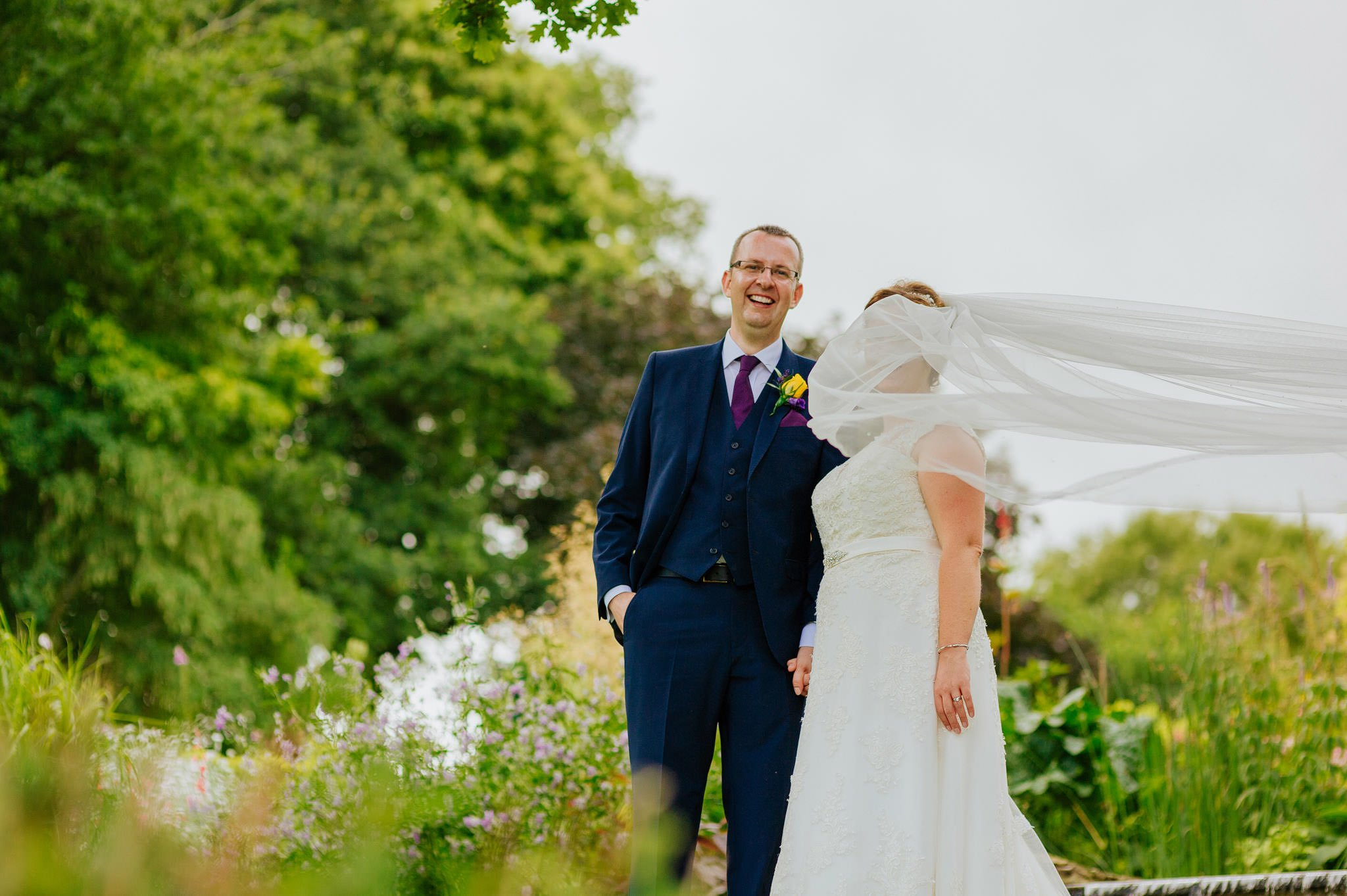 Wedding photography at Homme House in Herefordshire, West Midlands 83