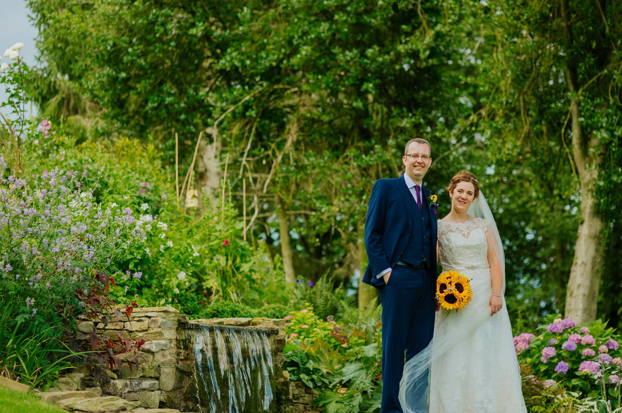 Wedding photography at Homme House in Herefordshire, West Midlands 62