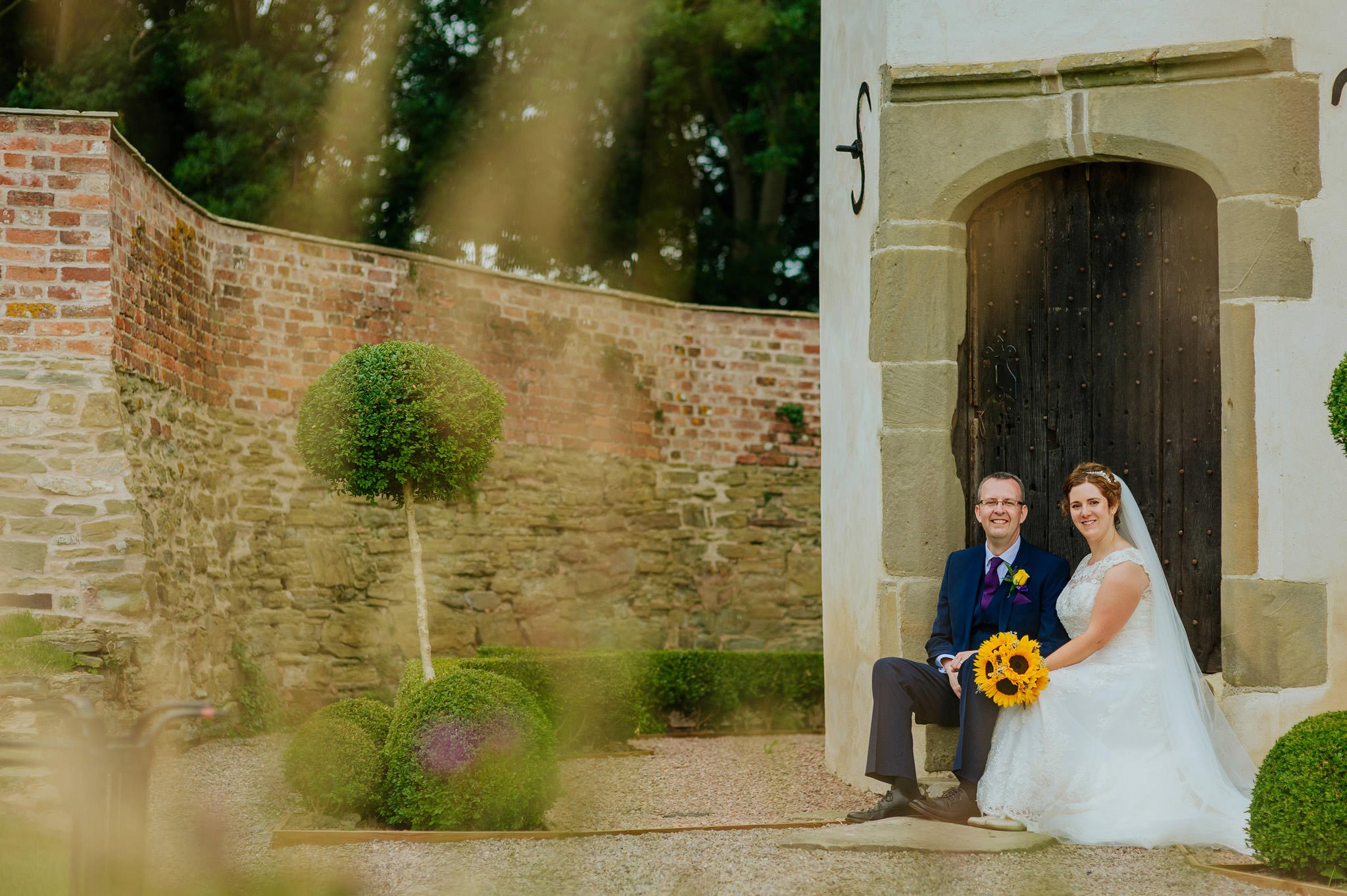 Wedding photography at Homme House in Herefordshire, West Midlands 61
