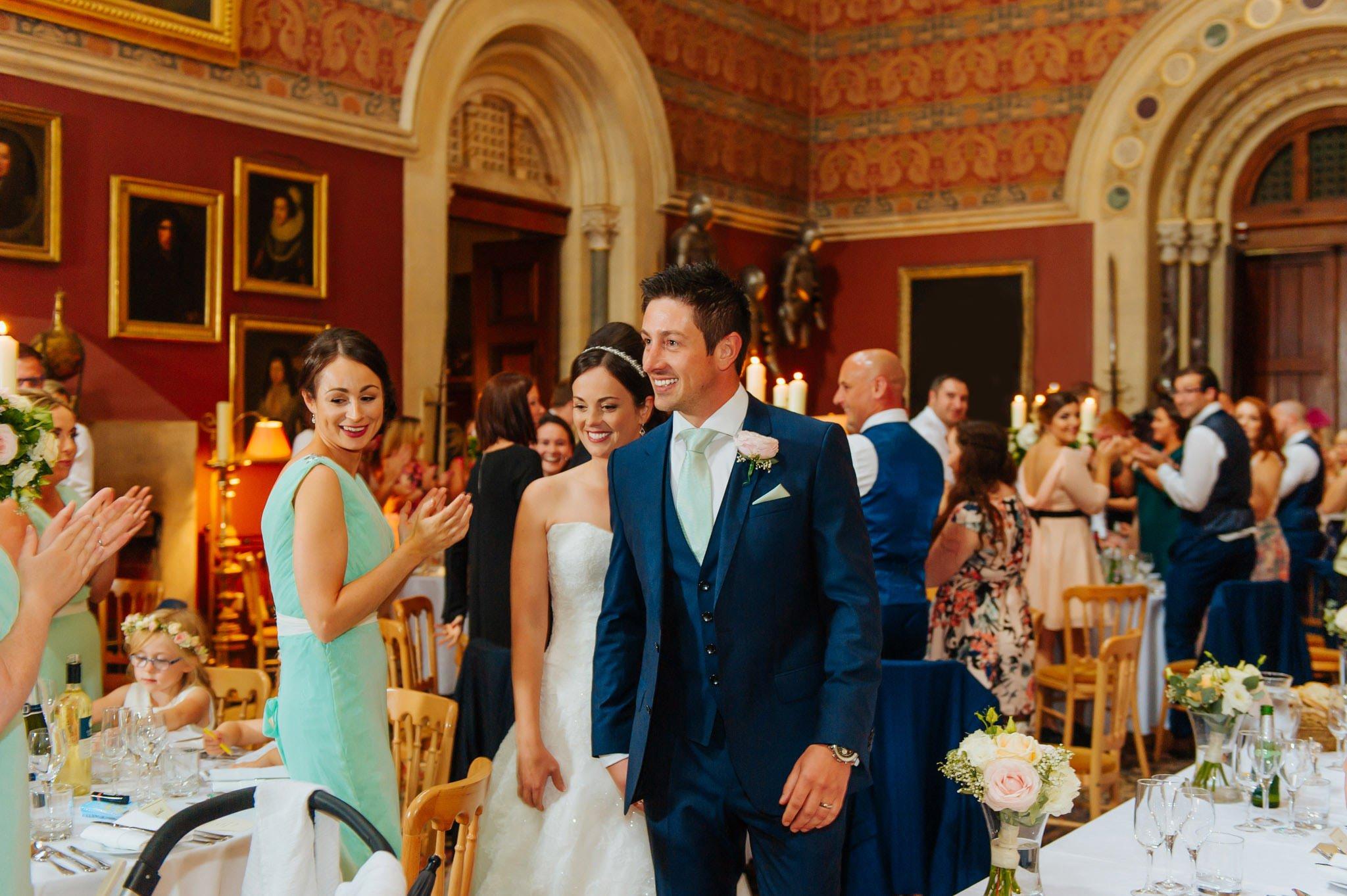 Eastnor Castle wedding photographer Herefordshire, West Midlands - Sarah + Dean 49