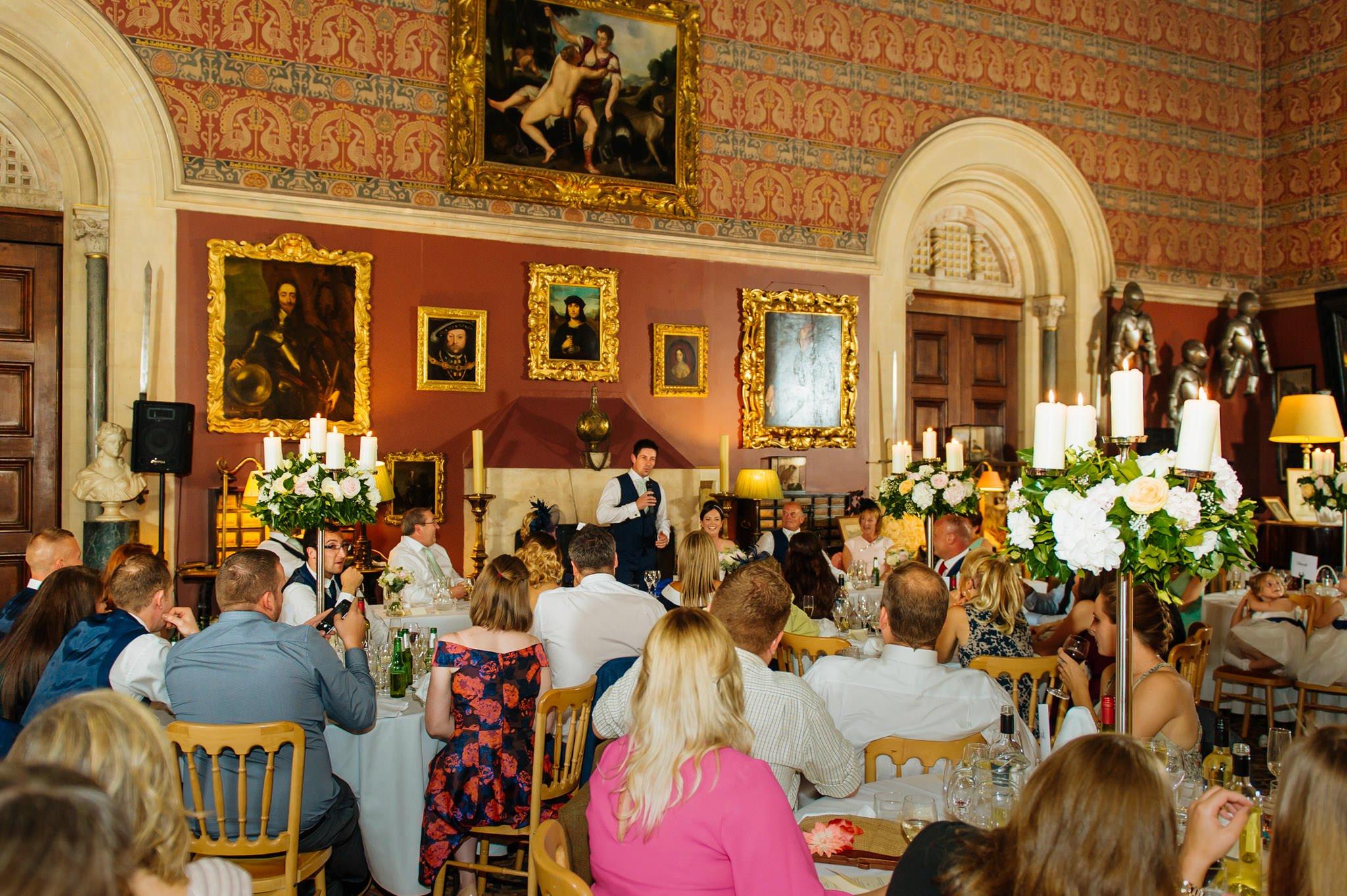 Eastnor Castle wedding photographer Herefordshire, West Midlands - Sarah + Dean 50