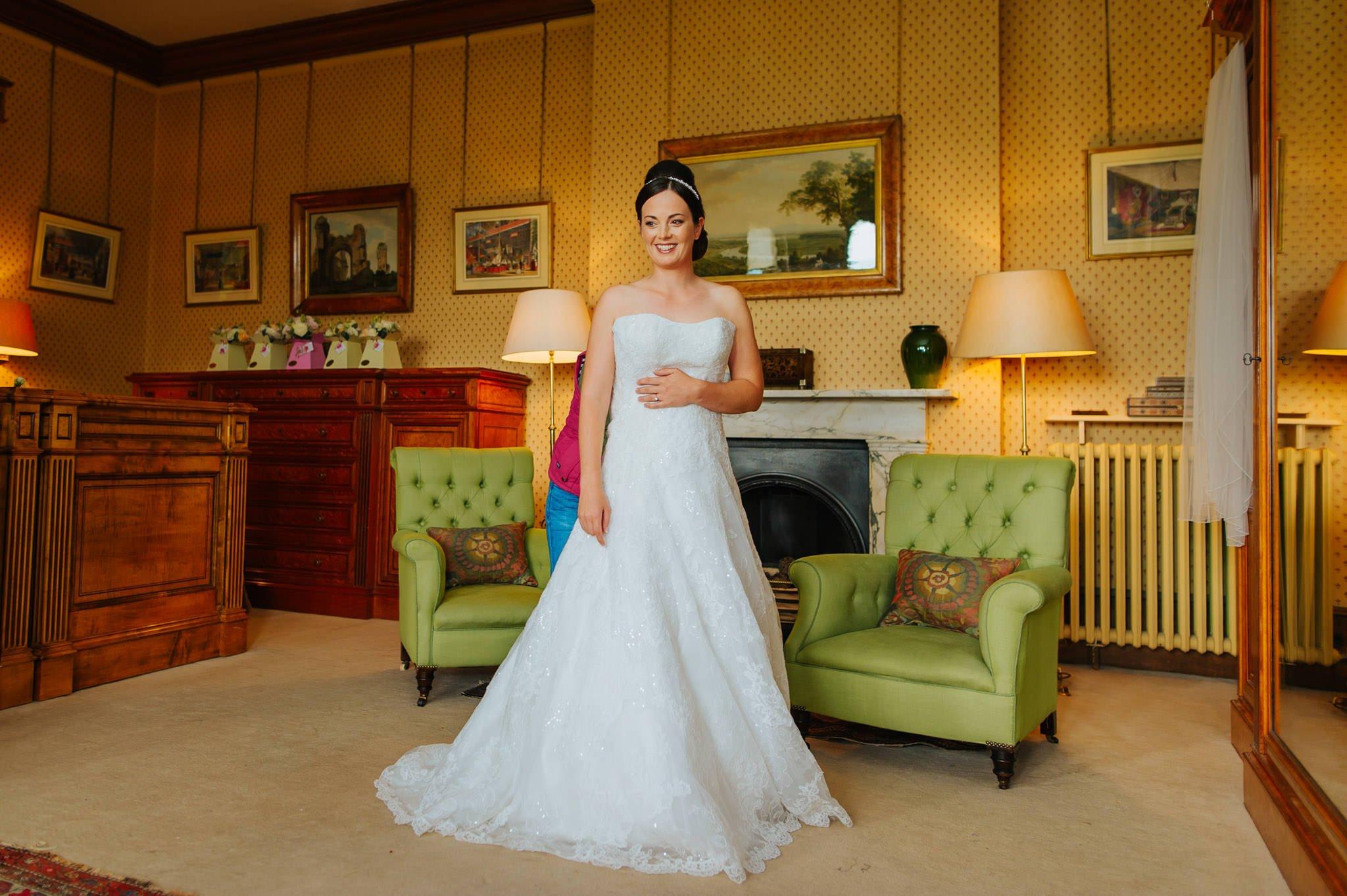 Eastnor Castle wedding photographer Herefordshire, West Midlands - Sarah + Dean 2