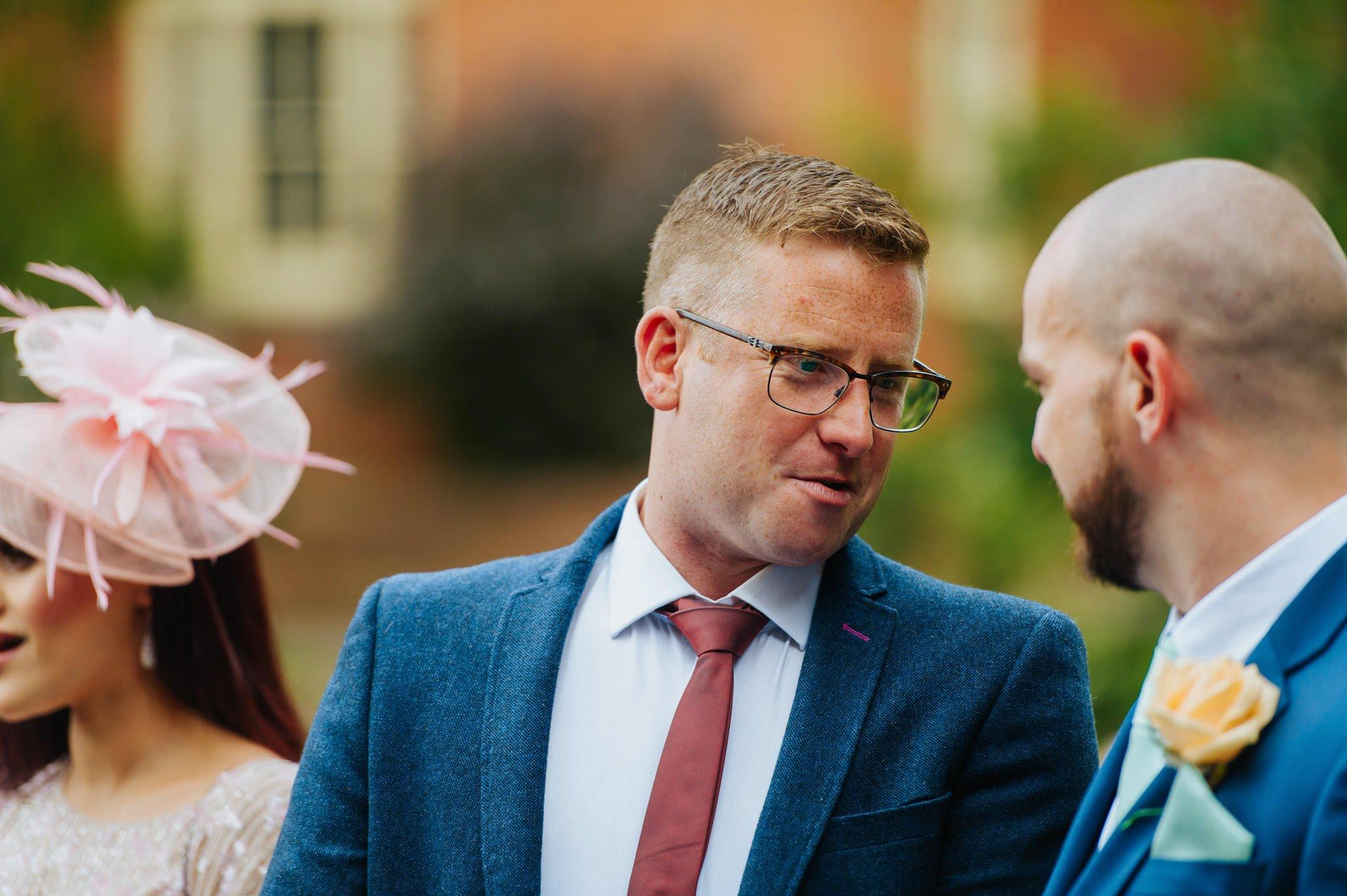 Eastnor Castle wedding photographer Herefordshire, West Midlands - Sarah + Dean 22
