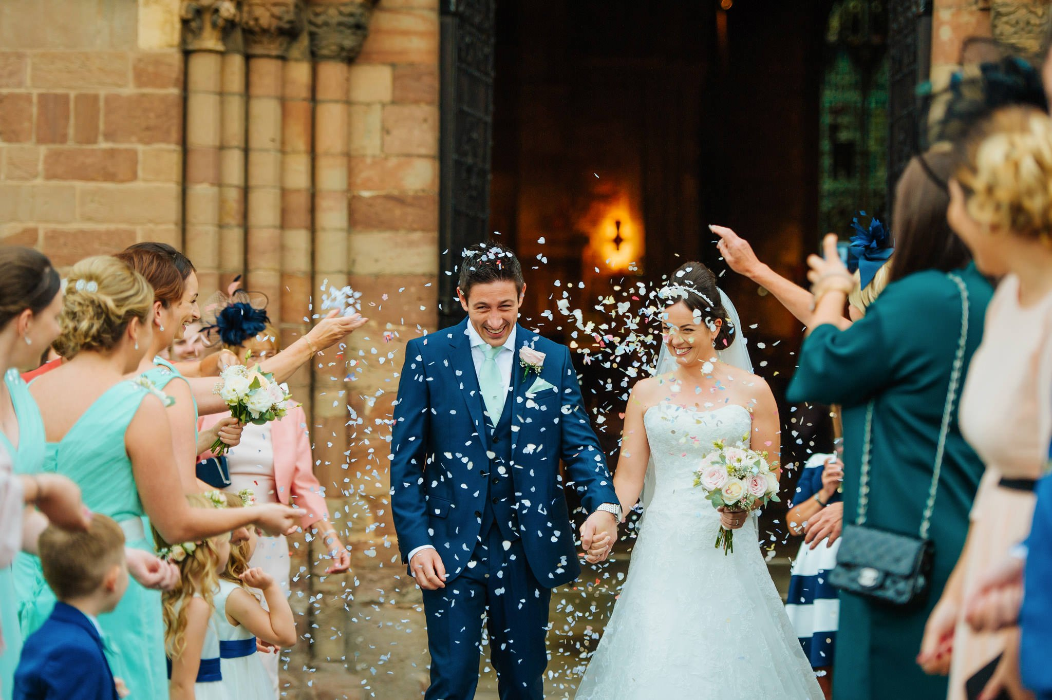 Eastnor Castle wedding photographer Herefordshire, West Midlands - Sarah + Dean 32