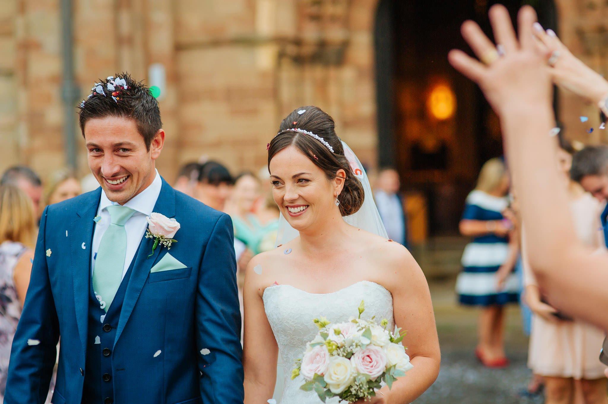 Eastnor Castle wedding photographer Herefordshire, West Midlands - Sarah + Dean 34