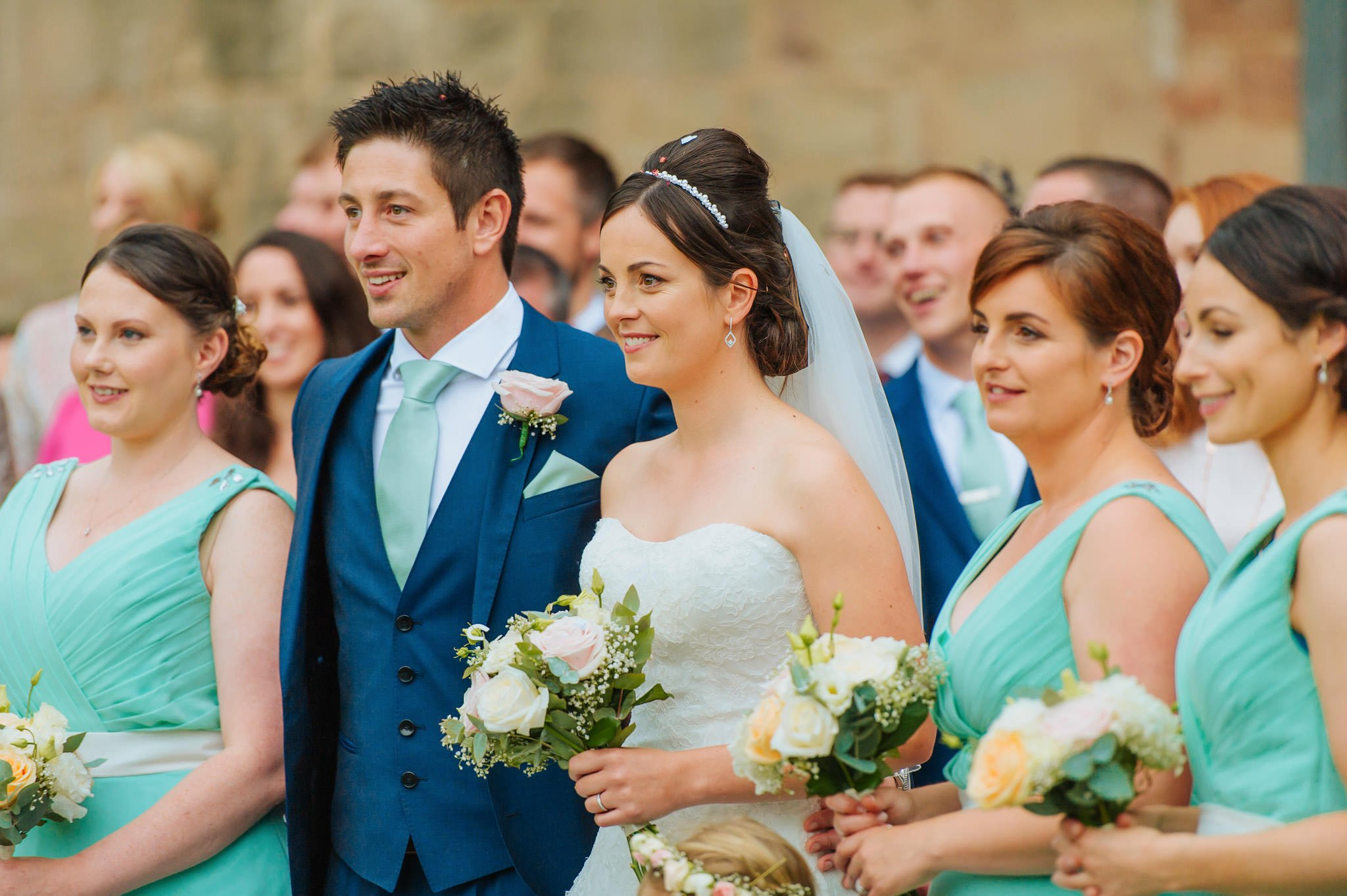 Eastnor Castle wedding photographer Herefordshire, West Midlands - Sarah + Dean 37