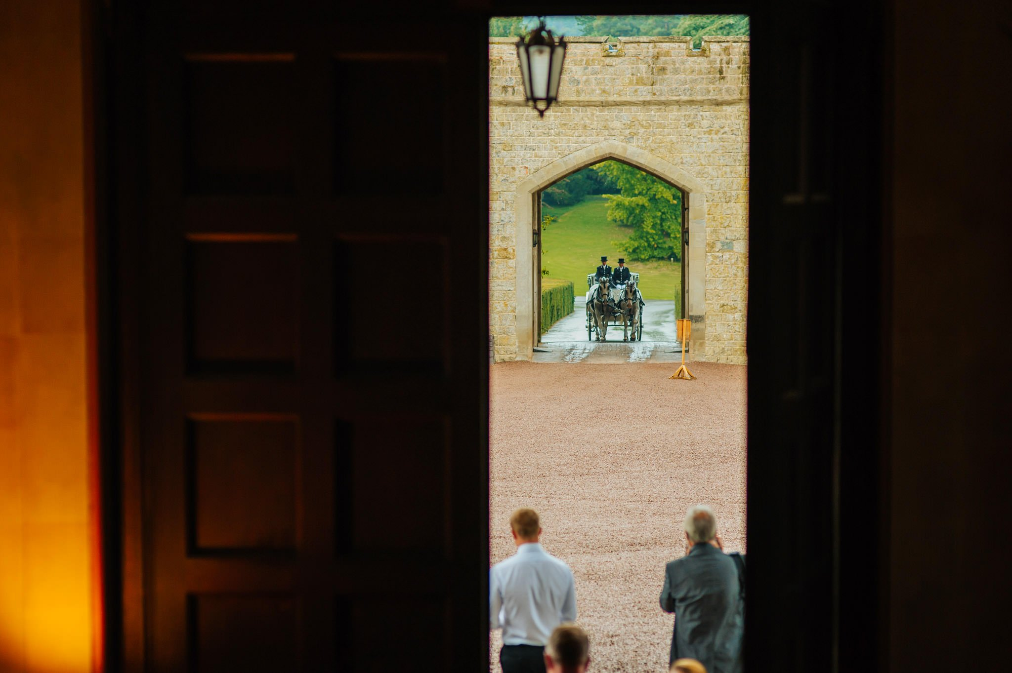 Eastnor Castle wedding photographer Herefordshire, West Midlands - Sarah + Dean 42