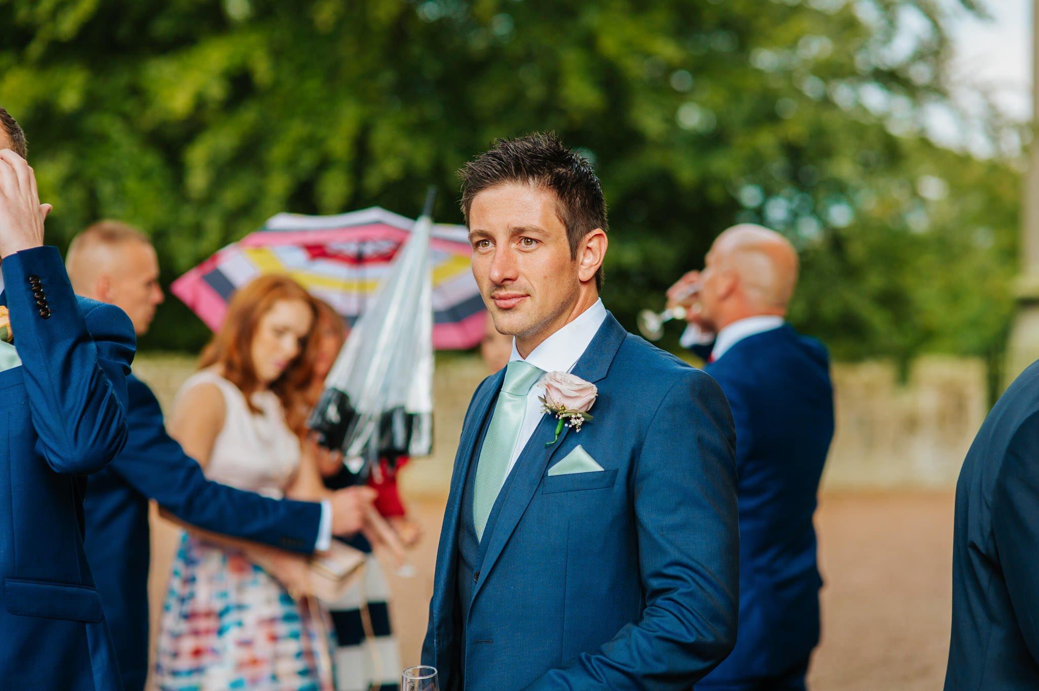 Eastnor Castle wedding photographer Herefordshire, West Midlands - Sarah + Dean 47