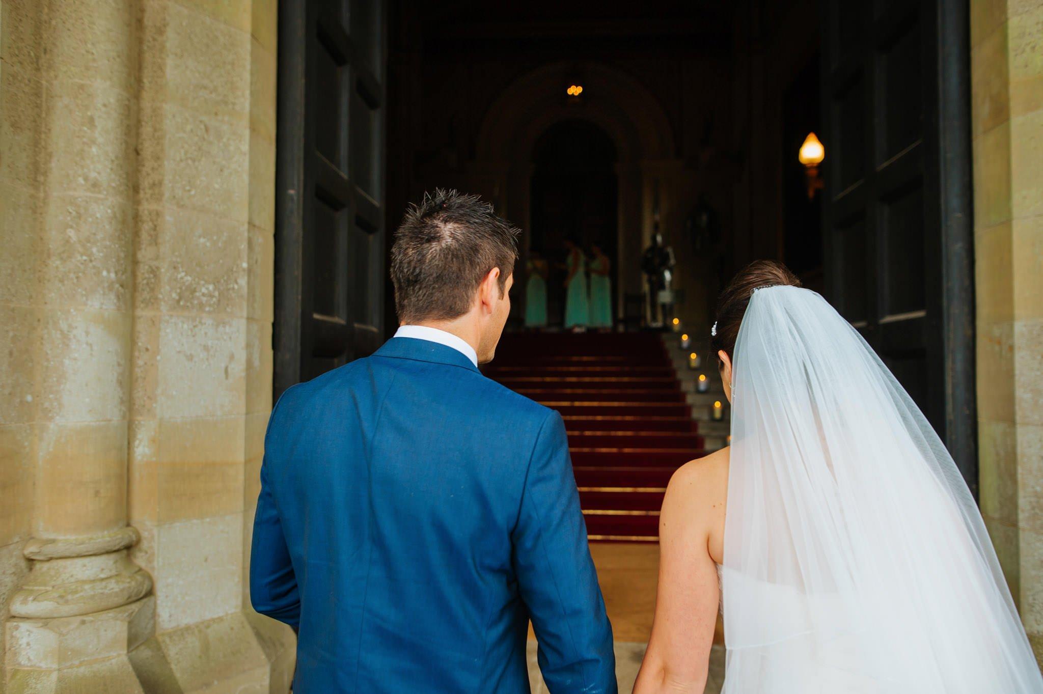 Eastnor Castle wedding photographer Herefordshire, West Midlands - Sarah + Dean 48