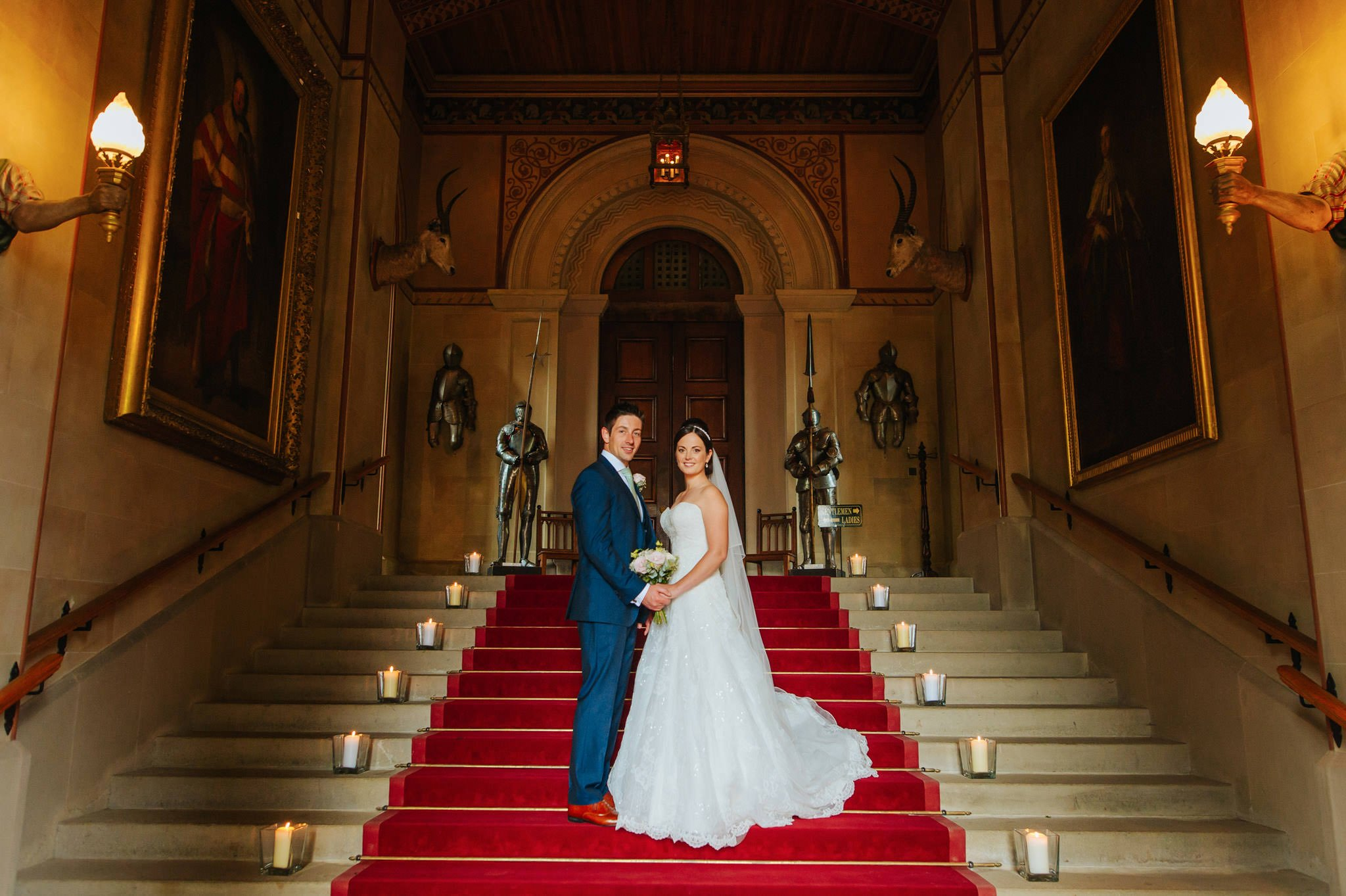 Eastnor Castle wedding photographer Herefordshire, West Midlands - Sarah + Dean 56