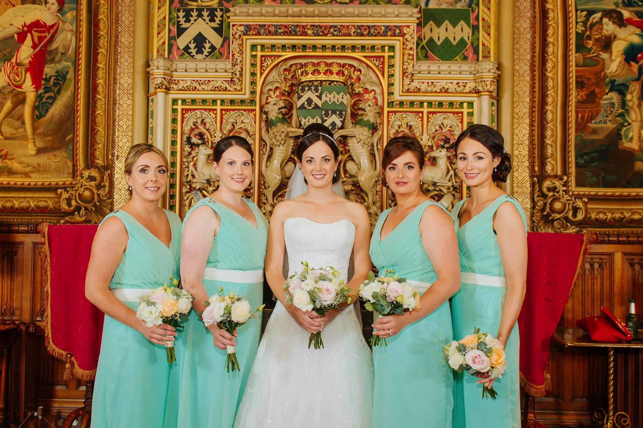 Eastnor Castle wedding photographer Herefordshire, West Midlands - Sarah + Dean 13