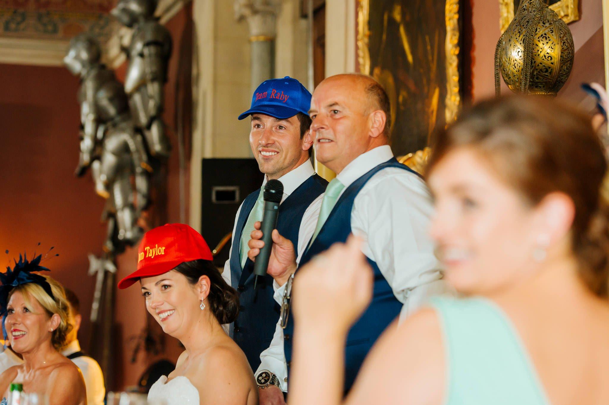 Eastnor Castle wedding photographer Herefordshire, West Midlands - Sarah + Dean 52