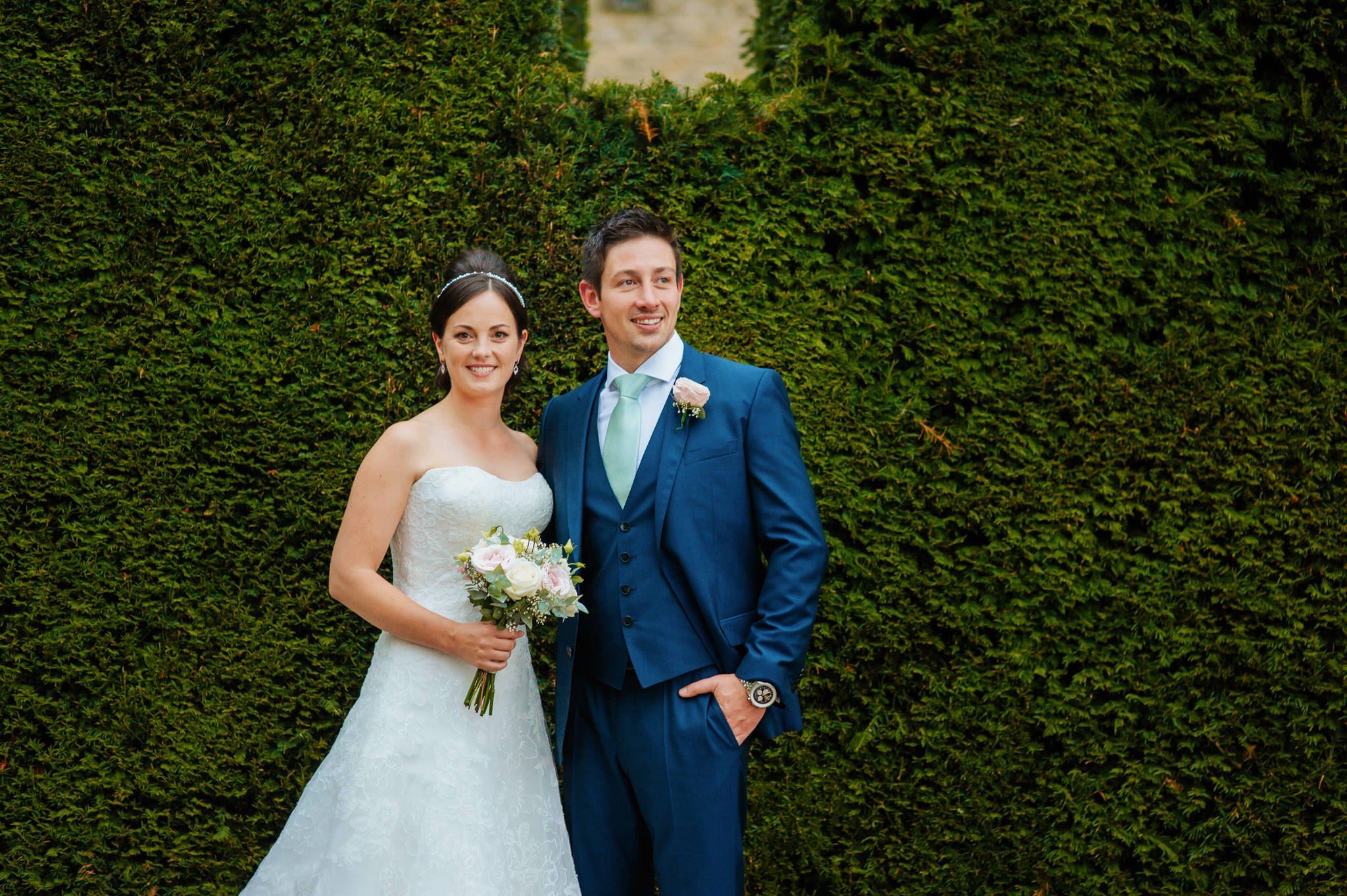 Eastnor Castle wedding photographer Herefordshire, West Midlands - Sarah + Dean 59