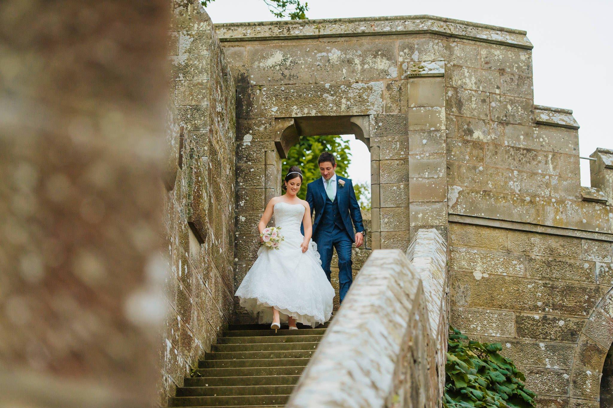 Eastnor Castle wedding photographer Herefordshire, West Midlands - Sarah + Dean 58