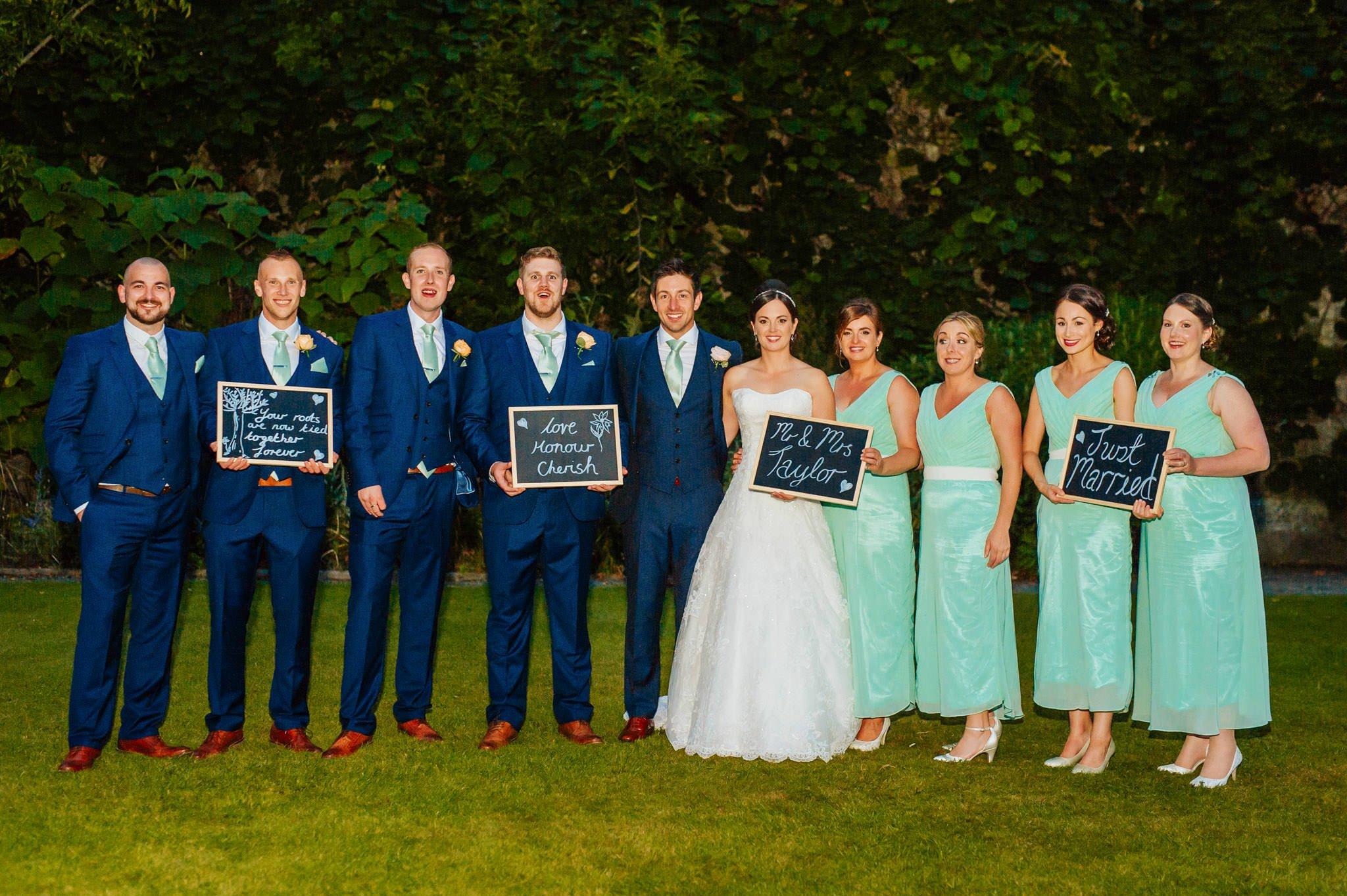 Eastnor Castle wedding photographer Herefordshire, West Midlands - Sarah + Dean 65