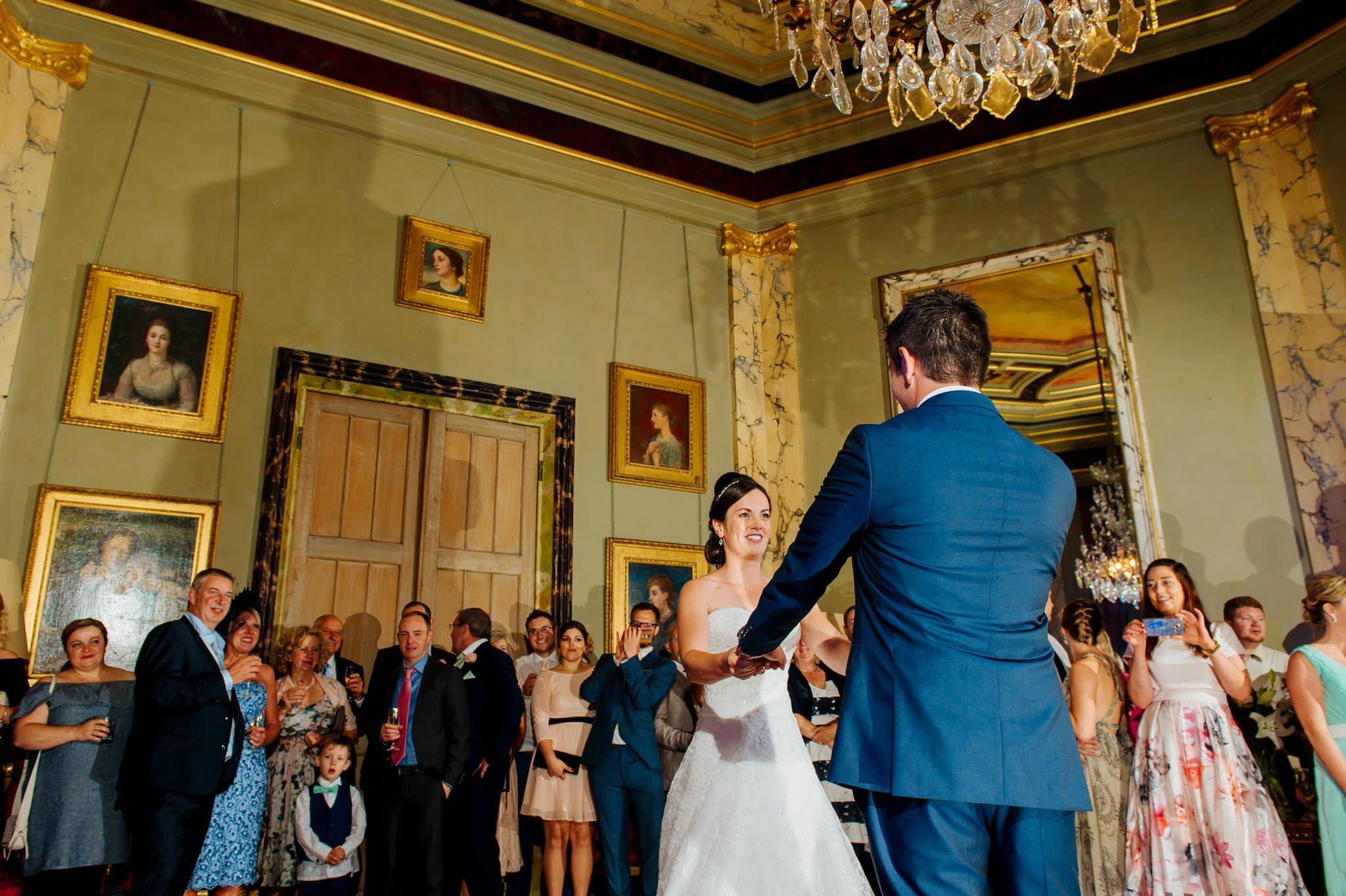Eastnor Castle wedding photographer Herefordshire, West Midlands - Sarah + Dean 62