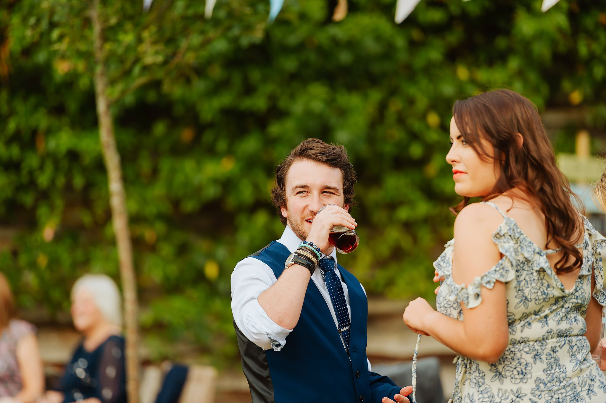 Wedding photography at Hellens Manor in Herefordshire, West Midlands | Shelley + Ian 100