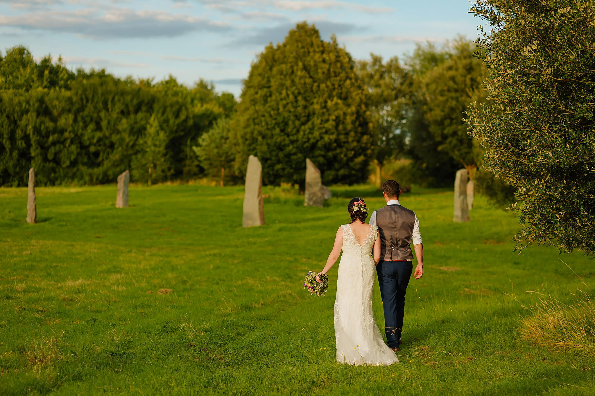 Wedding photography at Hellens Manor in Herefordshire, West Midlands | Shelley + Ian 127