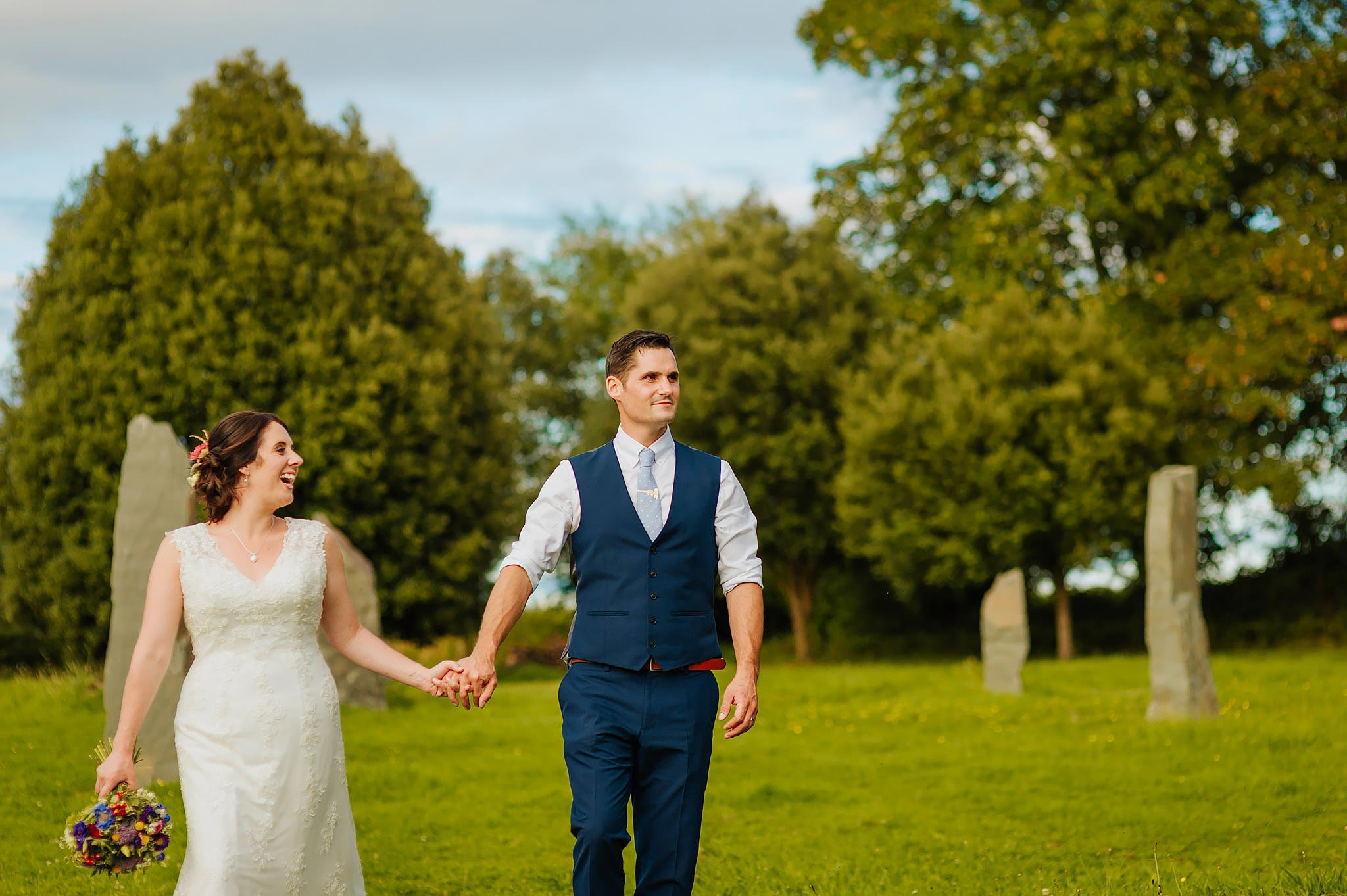 Wedding photography at Hellens Manor in Herefordshire, West Midlands | Shelley + Ian 103