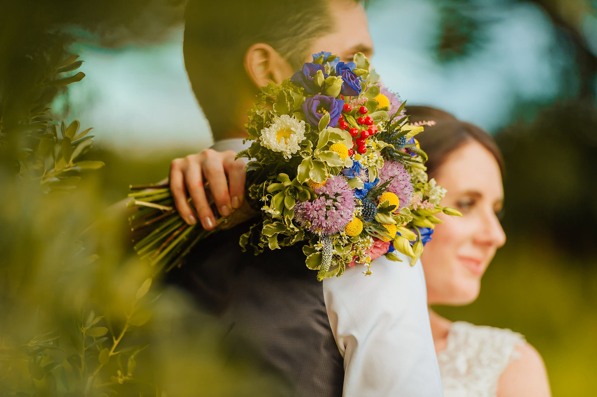 Wedding photography at Hellens Manor in Herefordshire, West Midlands | Shelley + Ian 130