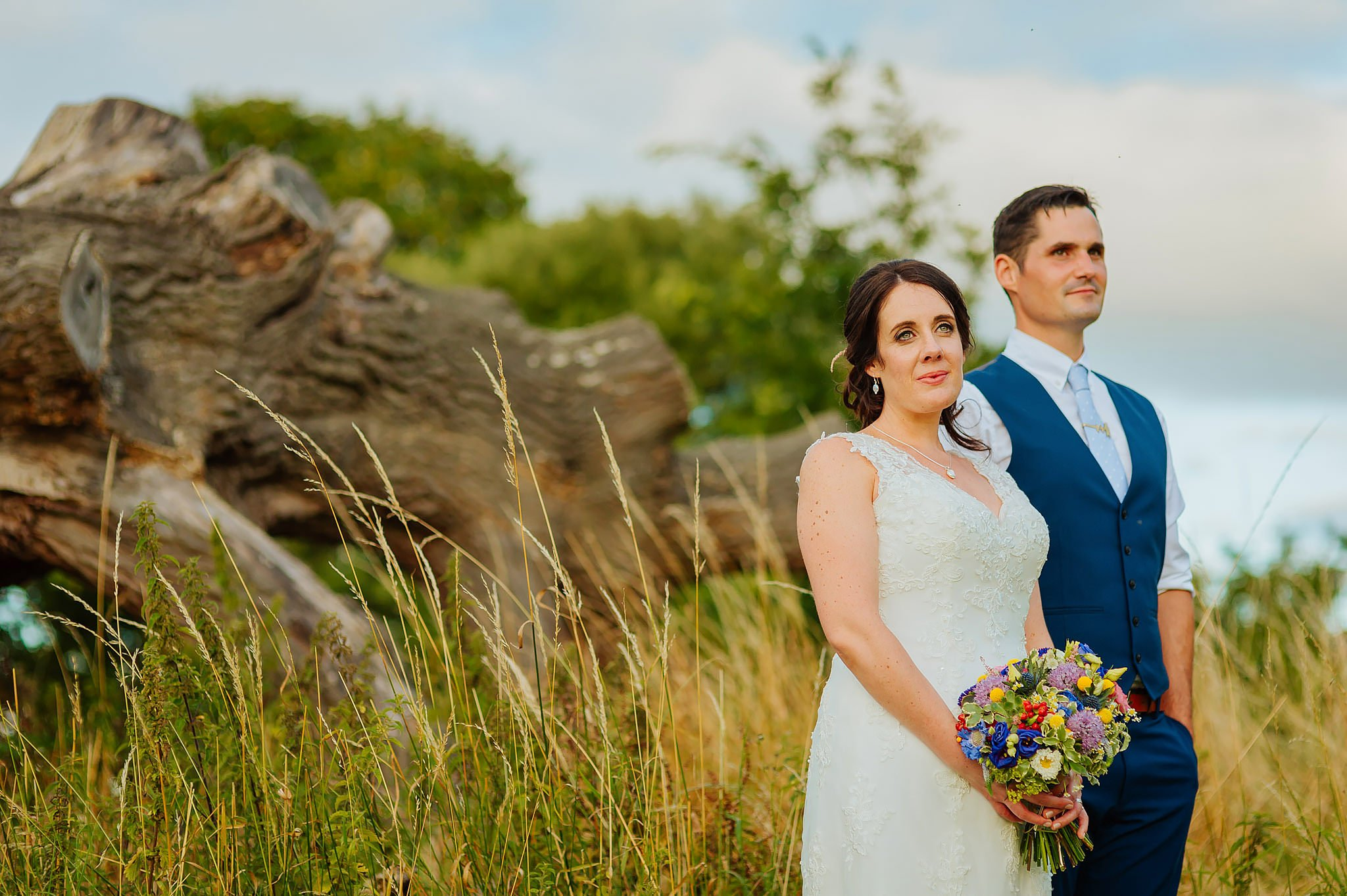 Wedding photography at Hellens Manor in Herefordshire, West Midlands | Shelley + Ian 113
