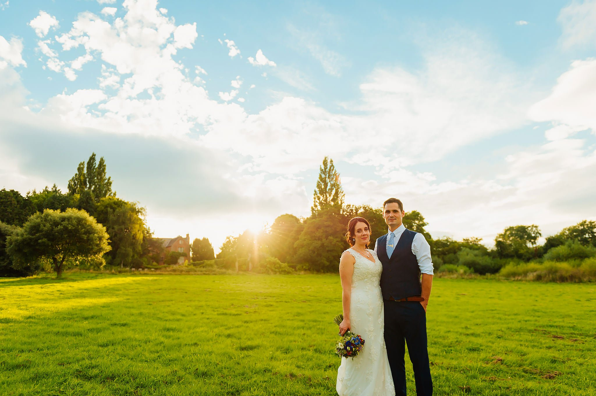 Wedding photography at Hellens Manor in Herefordshire, West Midlands | Shelley + Ian 102