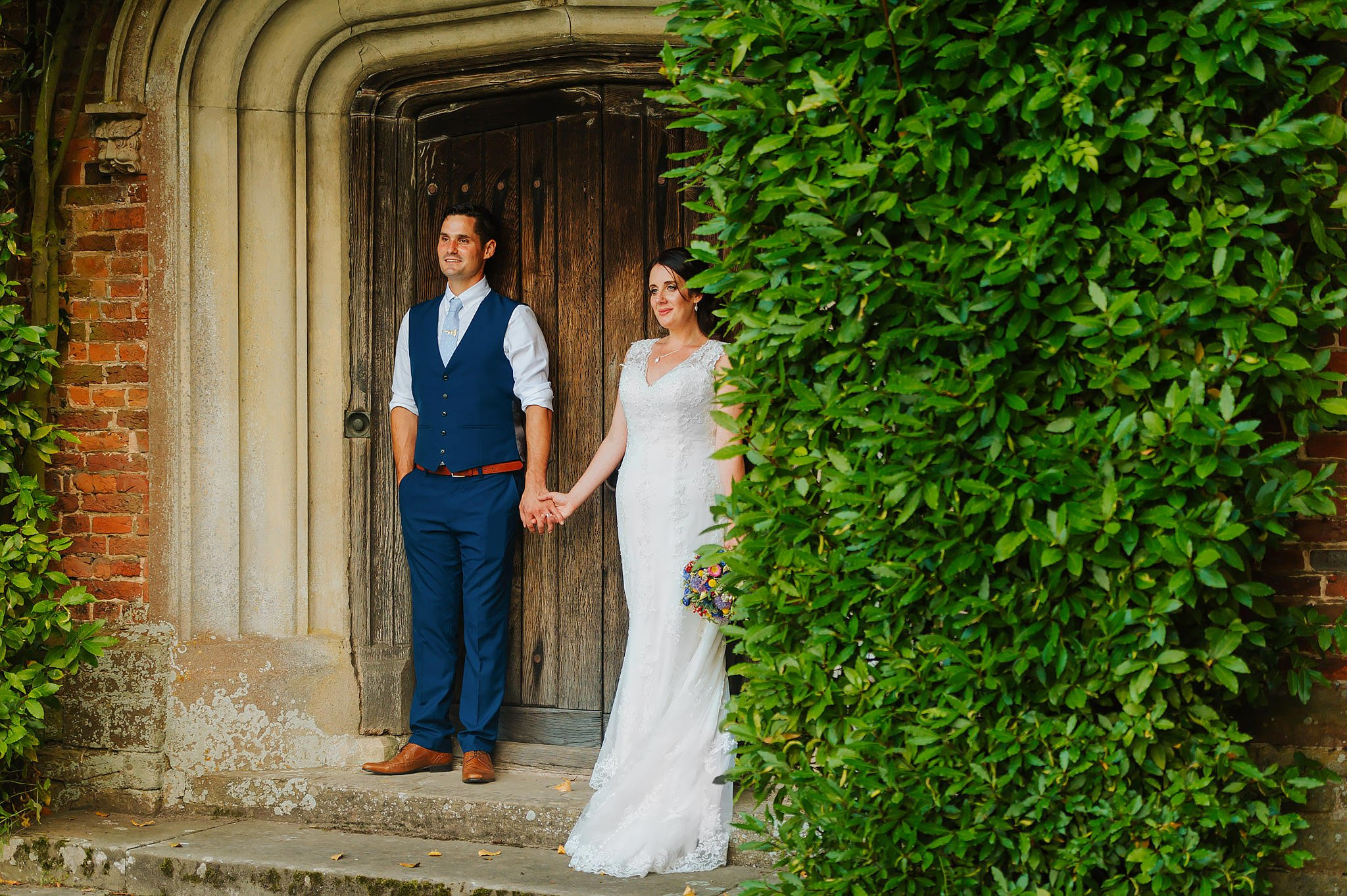 Wedding photography at Hellens Manor in Herefordshire, West Midlands | Shelley + Ian 112