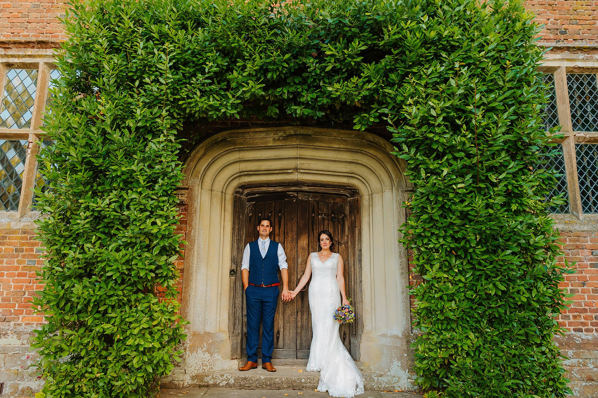 Wedding photography at Hellens Manor in Herefordshire, West Midlands | Shelley + Ian 139