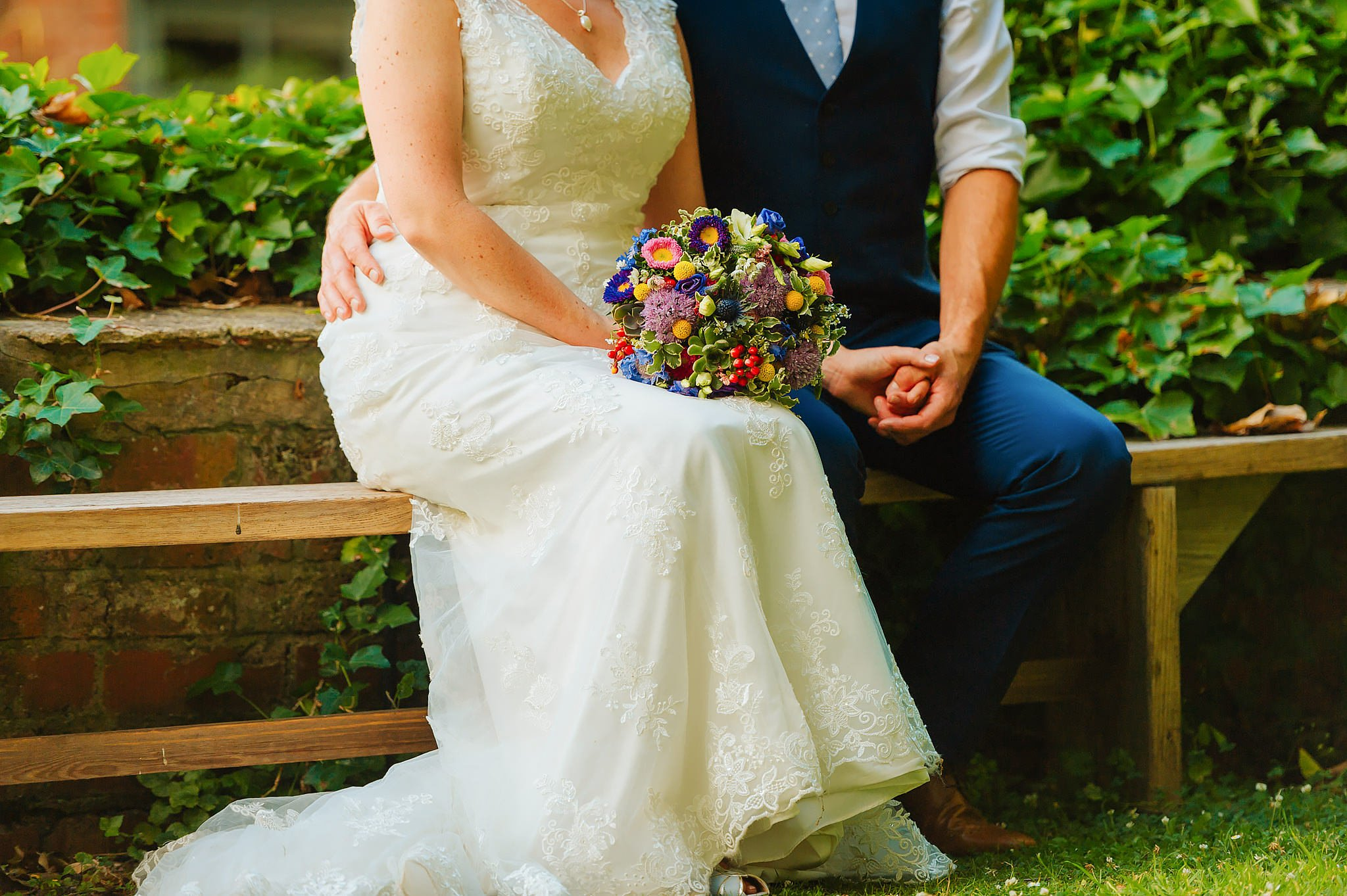 Wedding photography at Hellens Manor in Herefordshire, West Midlands | Shelley + Ian 42