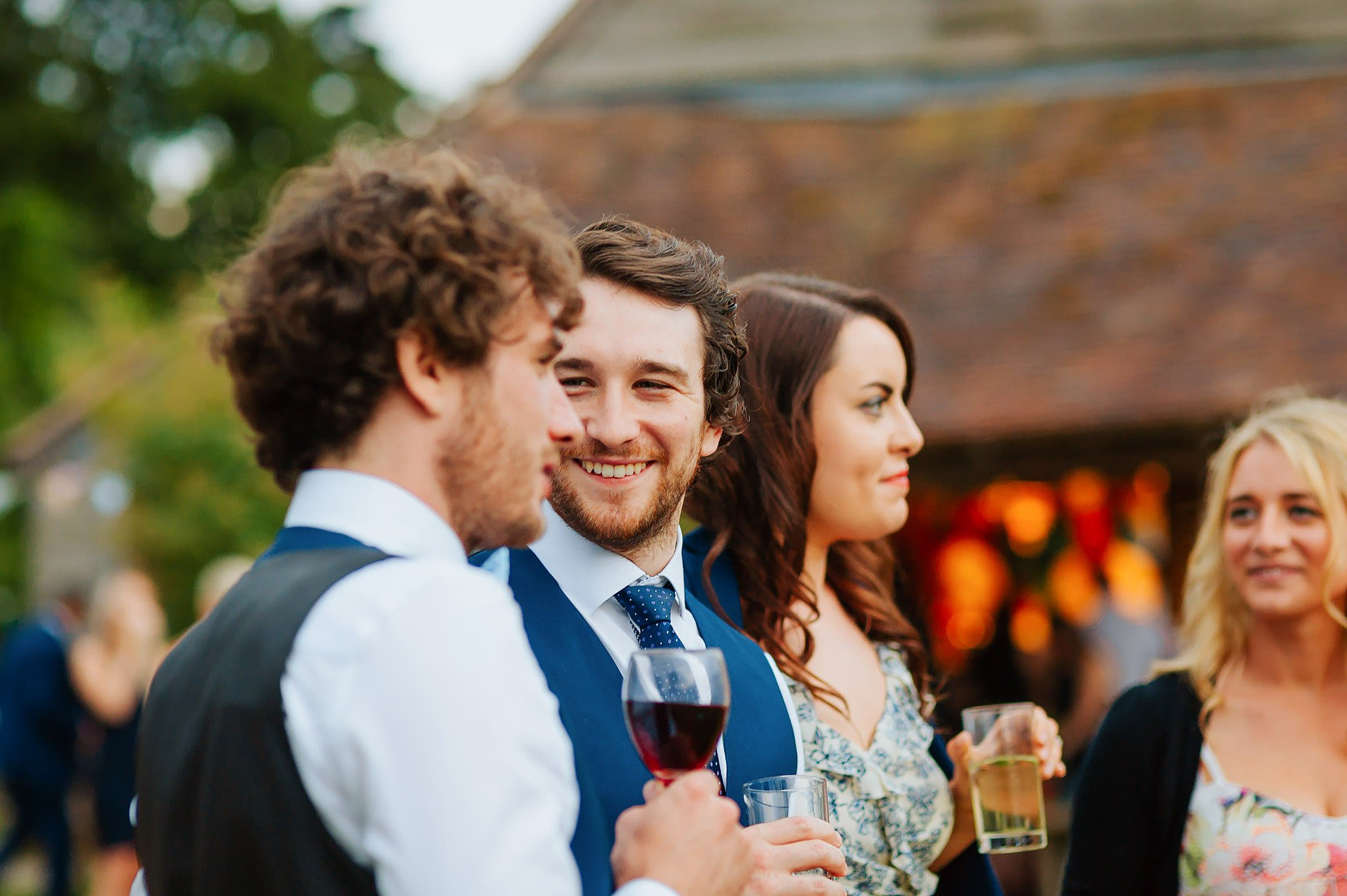 Wedding photography at Hellens Manor in Herefordshire, West Midlands | Shelley + Ian 143