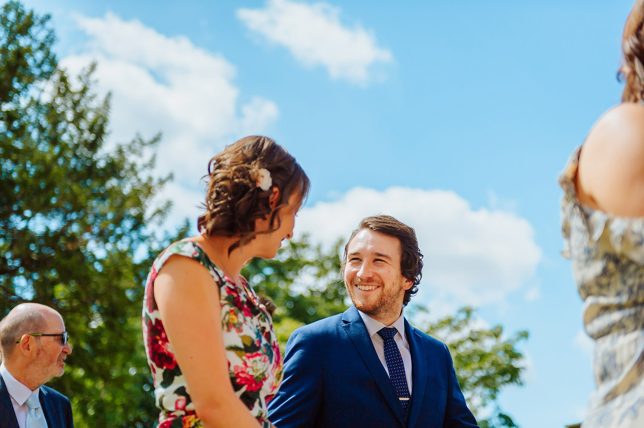 Wedding photography at Hellens Manor in Herefordshire, West Midlands | Shelley + Ian 19