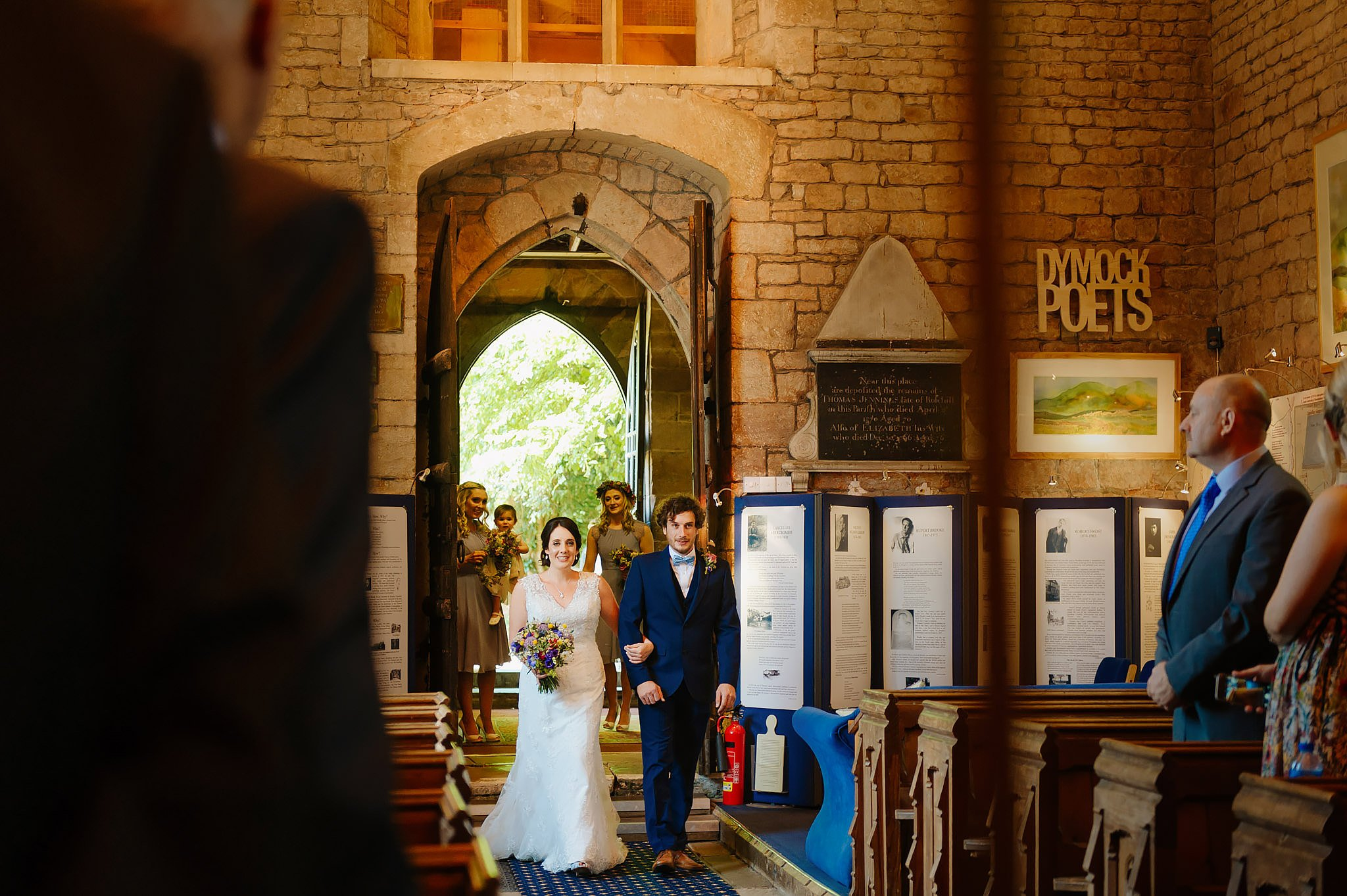 Wedding photography at Hellens Manor in Herefordshire, West Midlands | Shelley + Ian 27