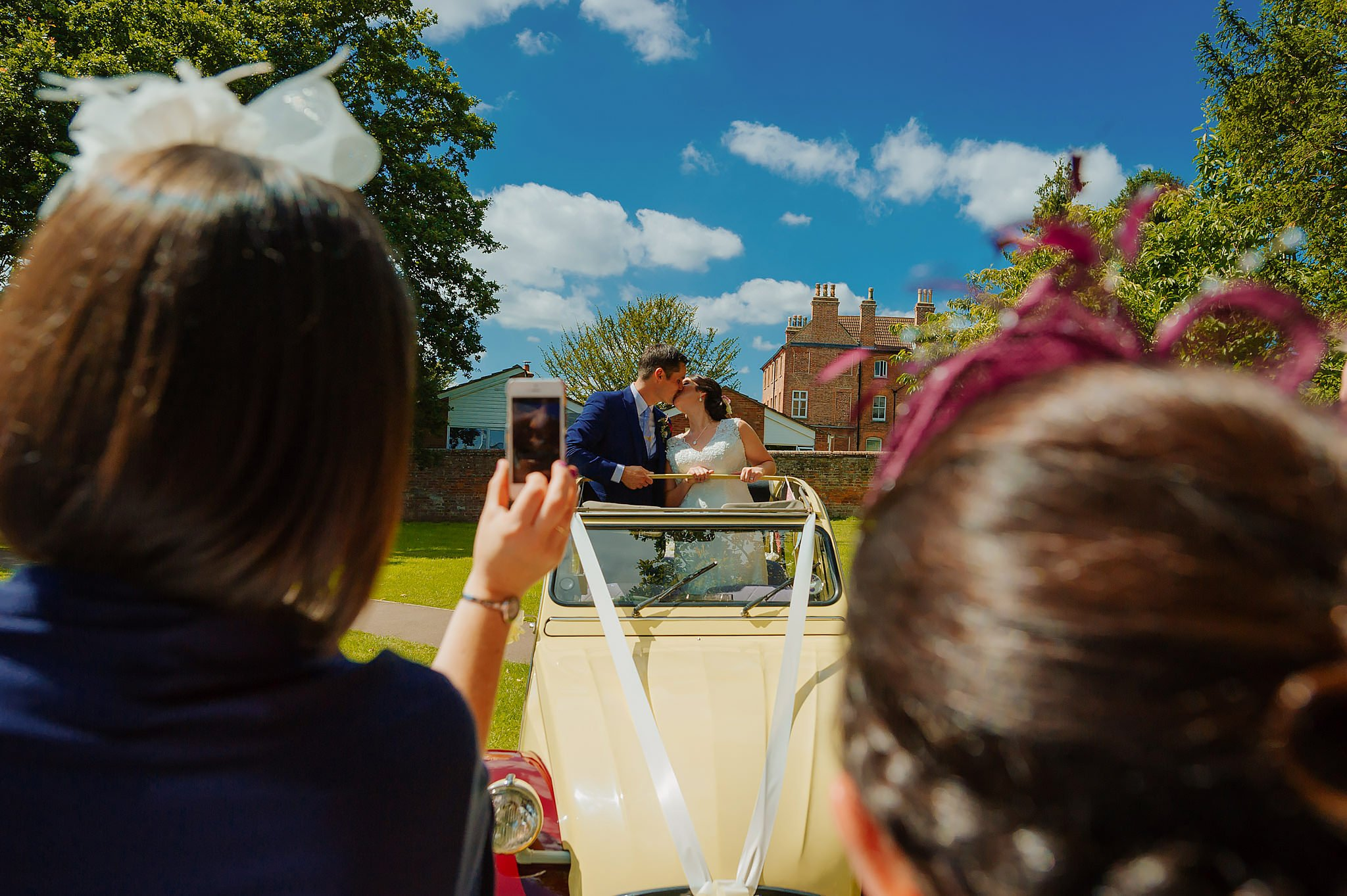 Wedding photography at Hellens Manor in Herefordshire, West Midlands | Shelley + Ian 37
