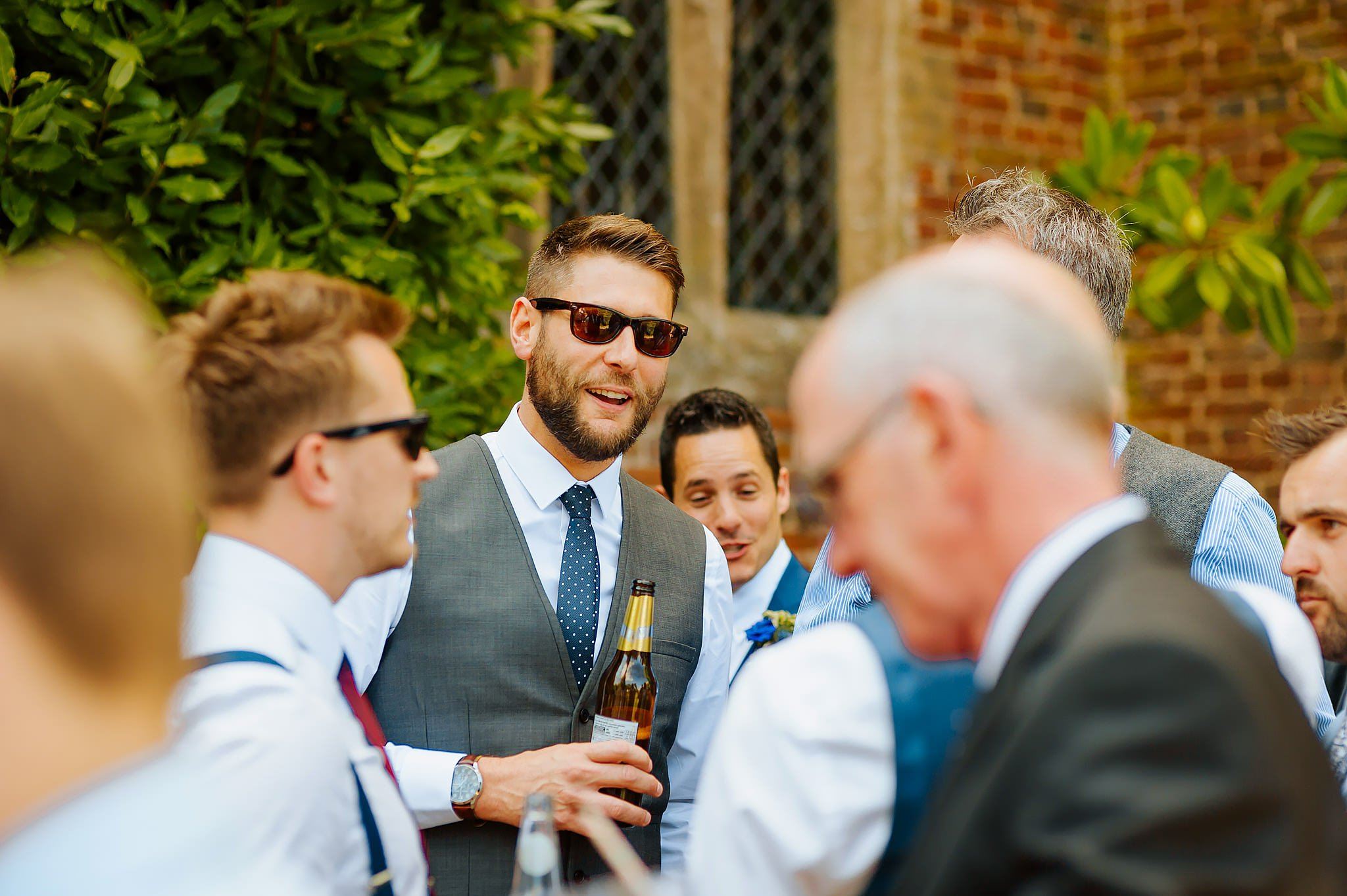 Wedding photography at Hellens Manor in Herefordshire, West Midlands | Shelley + Ian 45
