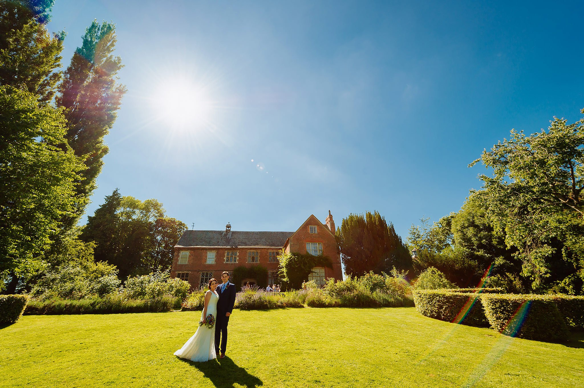 Wedding photography at Hellens Manor in Herefordshire, West Midlands | Shelley + Ian 83