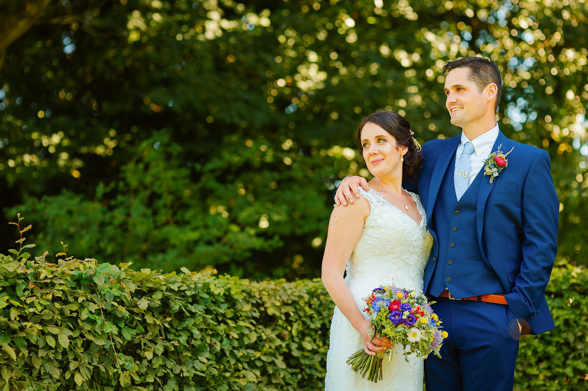 Wedding photography at Hellens Manor in Herefordshire, West Midlands | Shelley + Ian 63