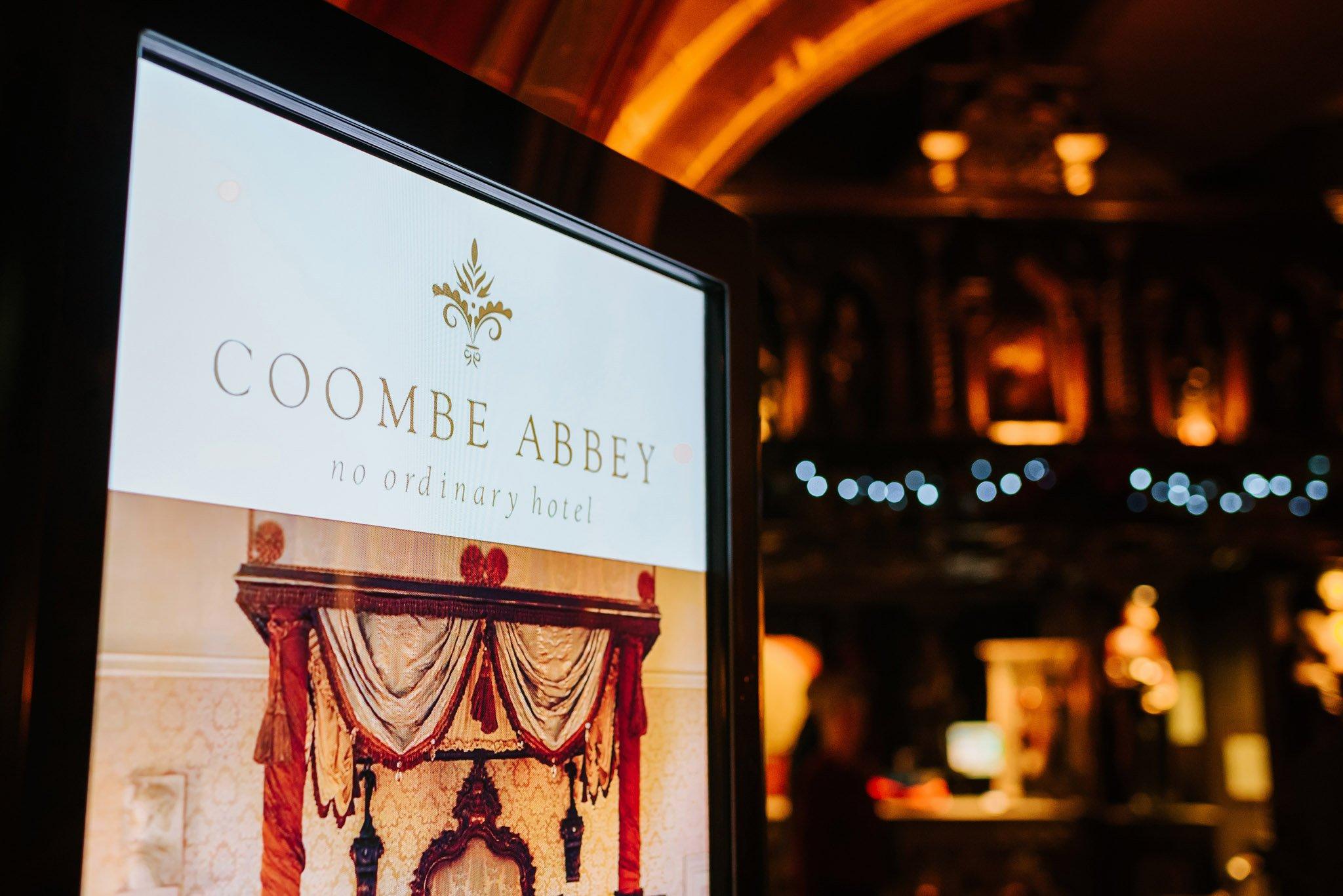 Coombe Abbey wedding in Coventry, Warwickshire - Sam + Matt 6