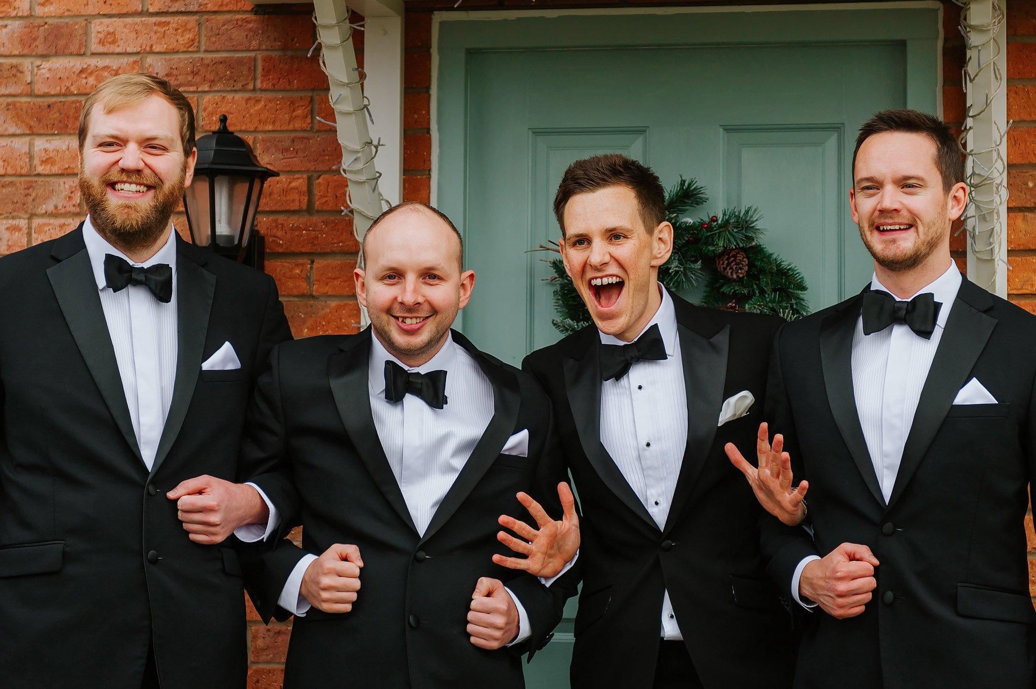 Coombe Abbey wedding in Coventry, Warwickshire - Sam + Matt 8