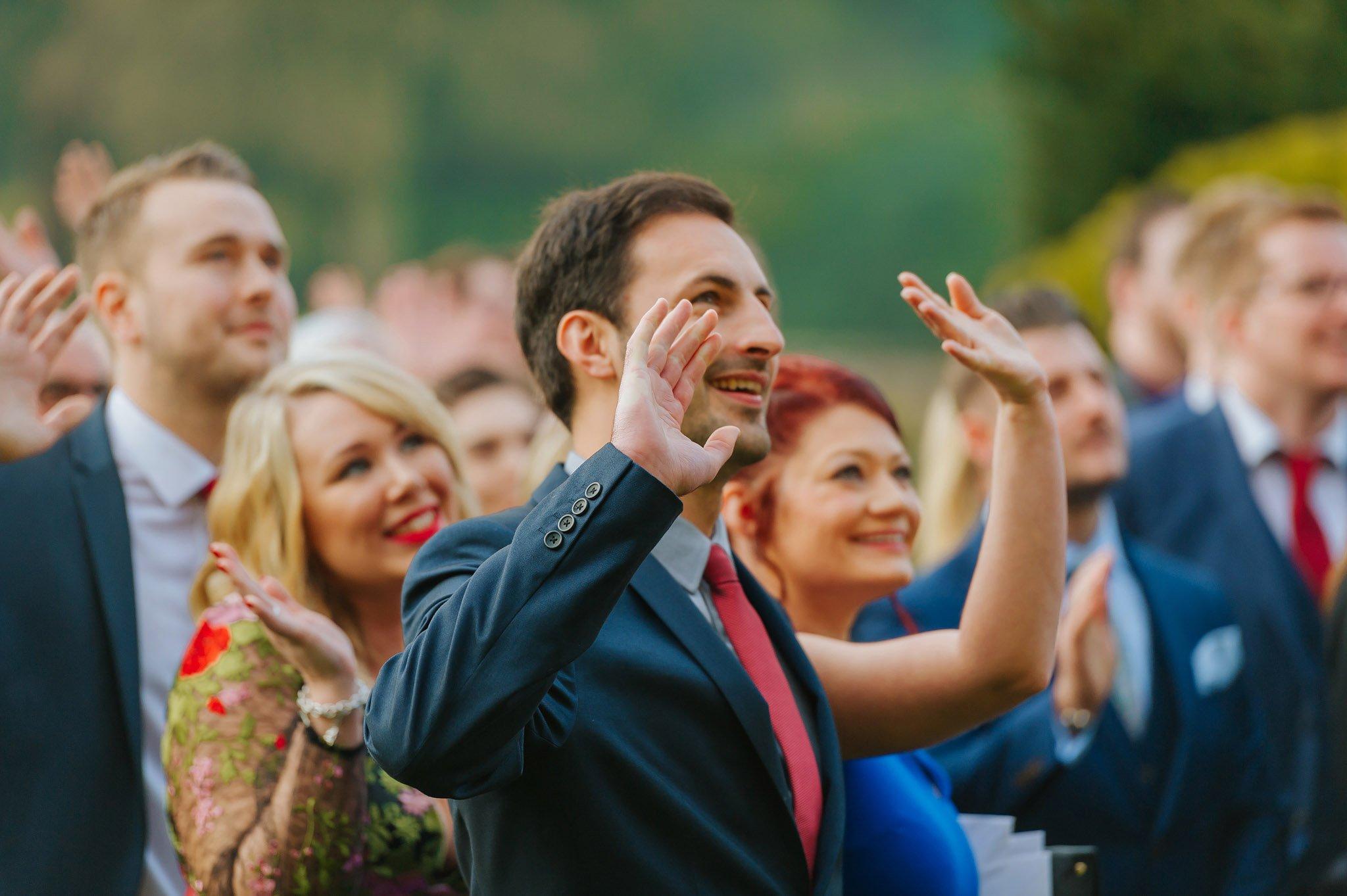 Coombe Abbey wedding in Coventry, Warwickshire - Sam + Matt 32