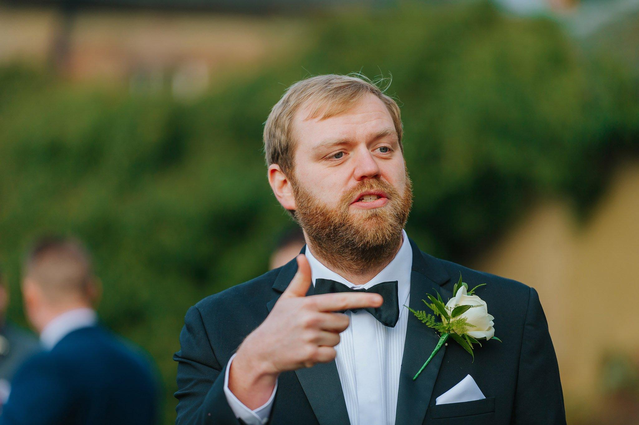 Coombe Abbey wedding in Coventry, Warwickshire - Sam + Matt 34