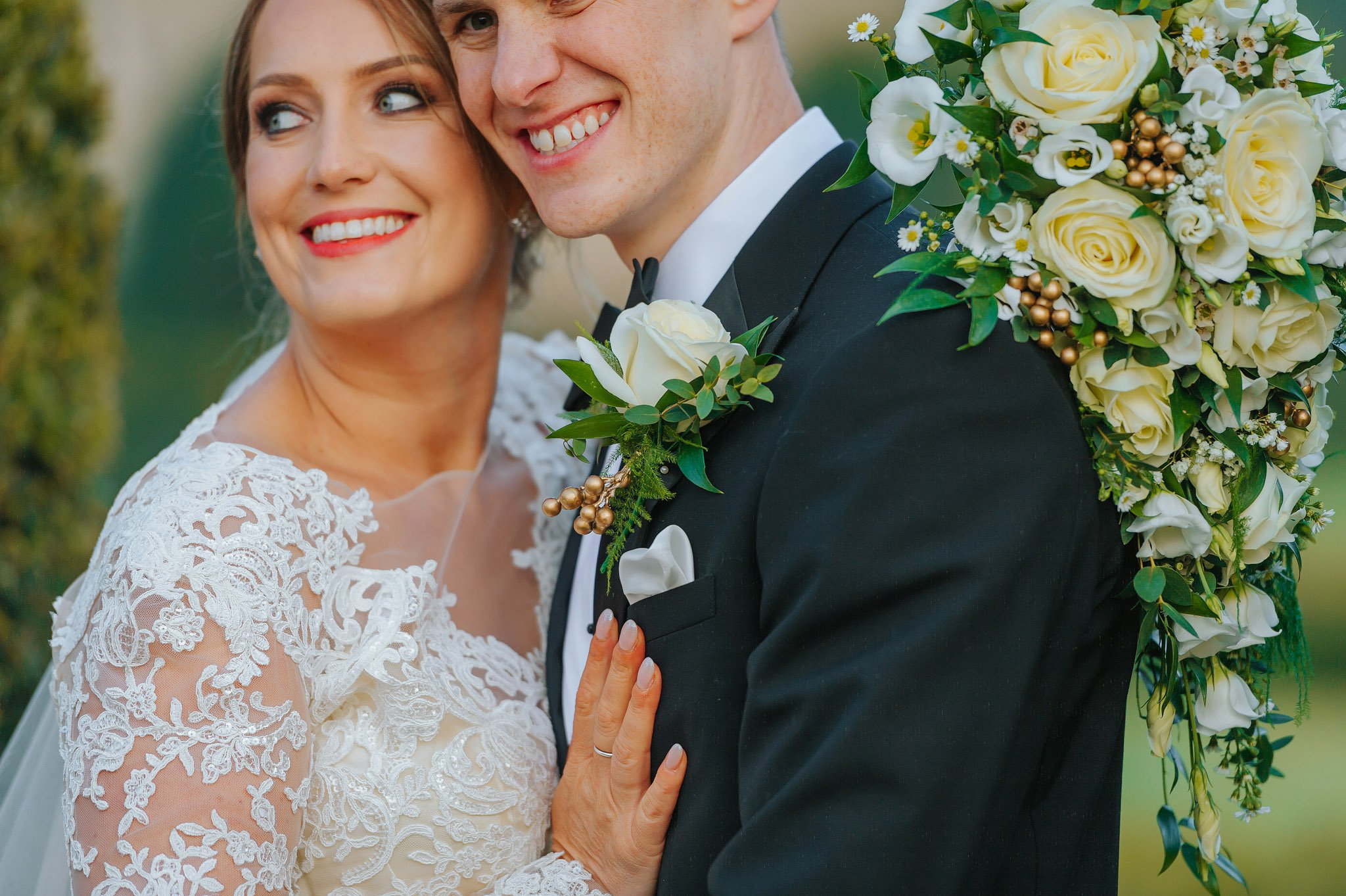 Coombe Abbey wedding in Coventry, Warwickshire - Sam + Matt 50