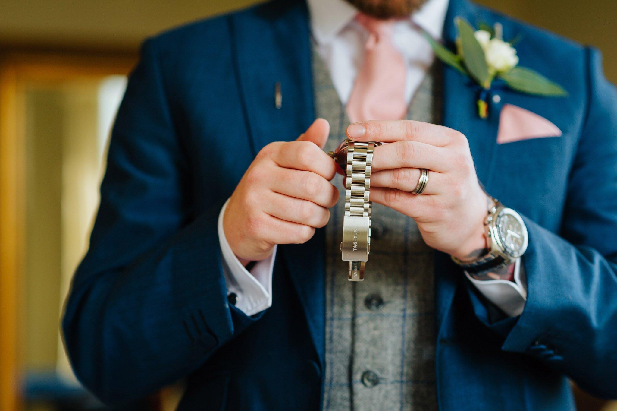 Lemore Manor wedding, Herefordshire - West Midlands | Sadie + Ken 12
