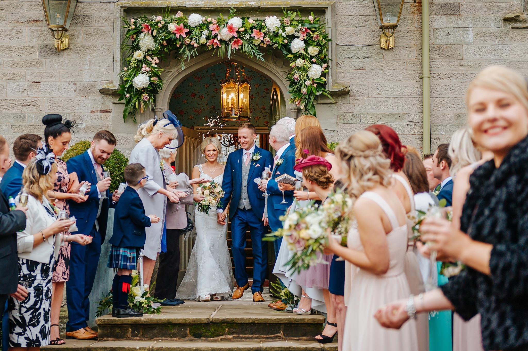 Lemore Manor wedding, Herefordshire - West Midlands | Sadie + Ken 38