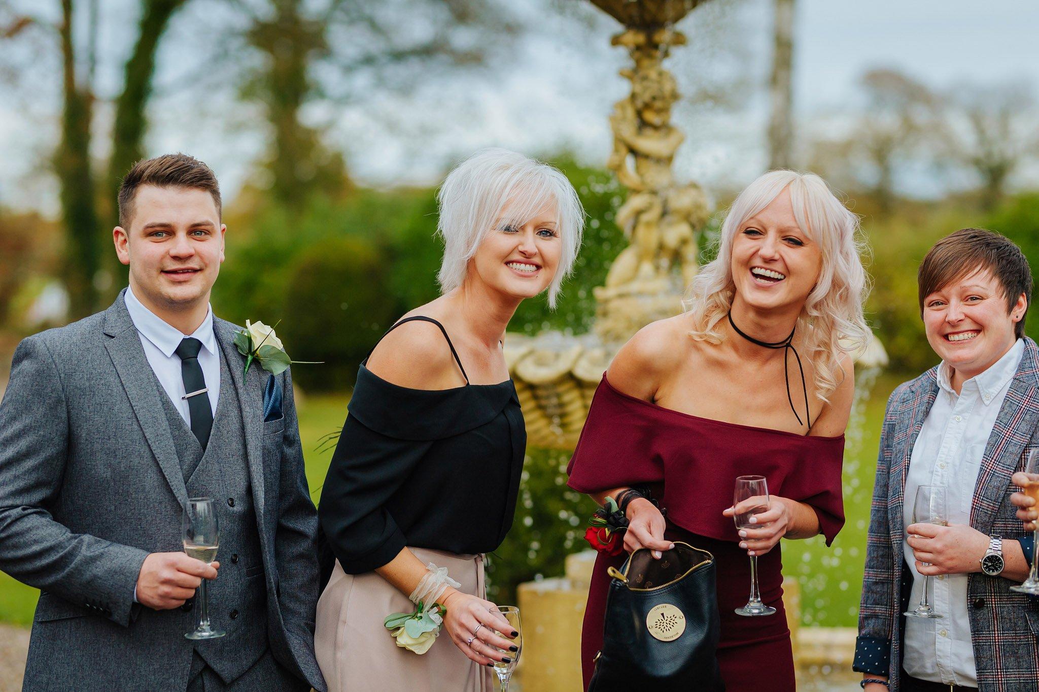 Lemore Manor wedding, Herefordshire - West Midlands | Sadie + Ken 49