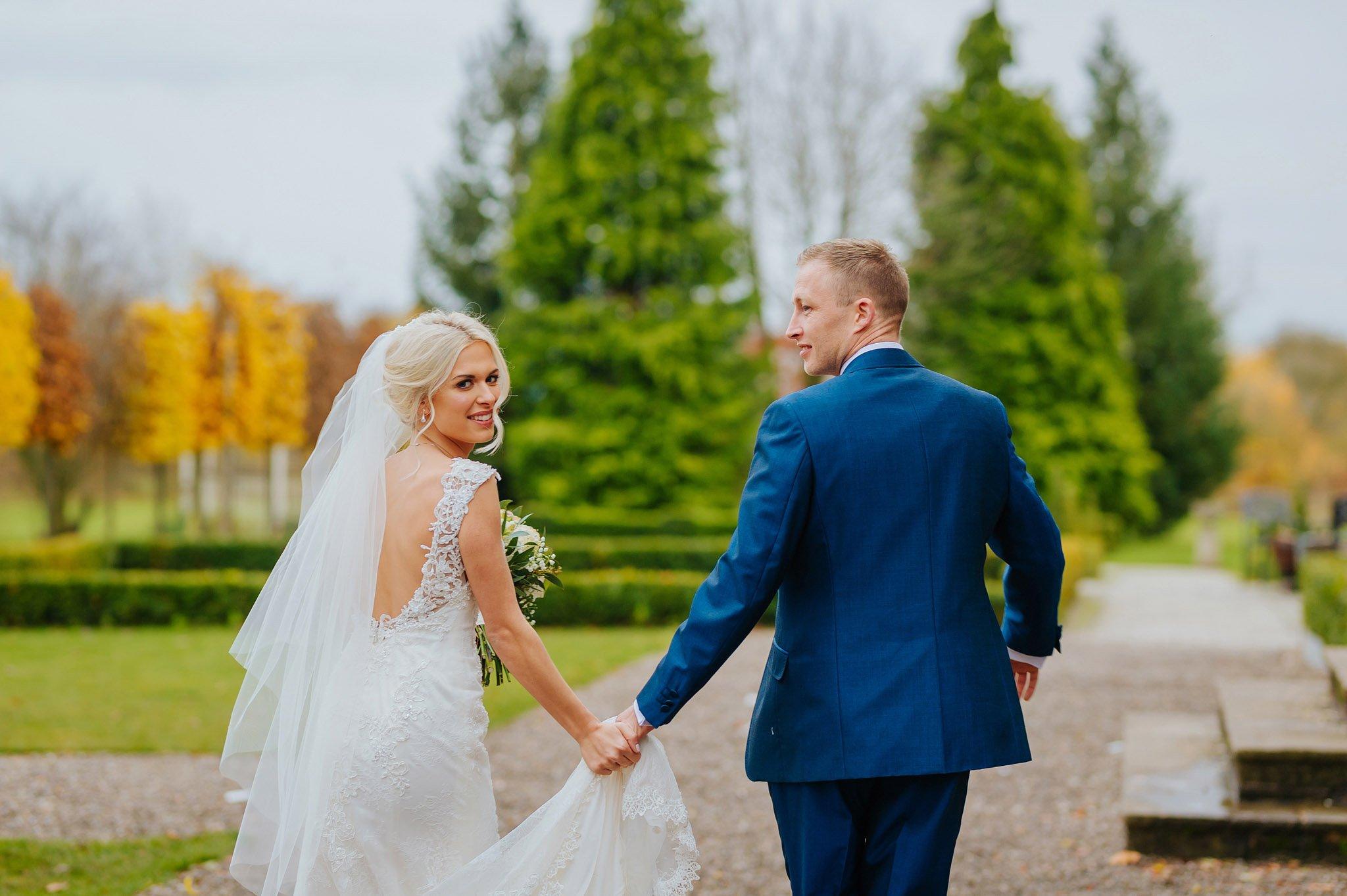 Lemore Manor wedding, Herefordshire - West Midlands | Sadie + Ken 94