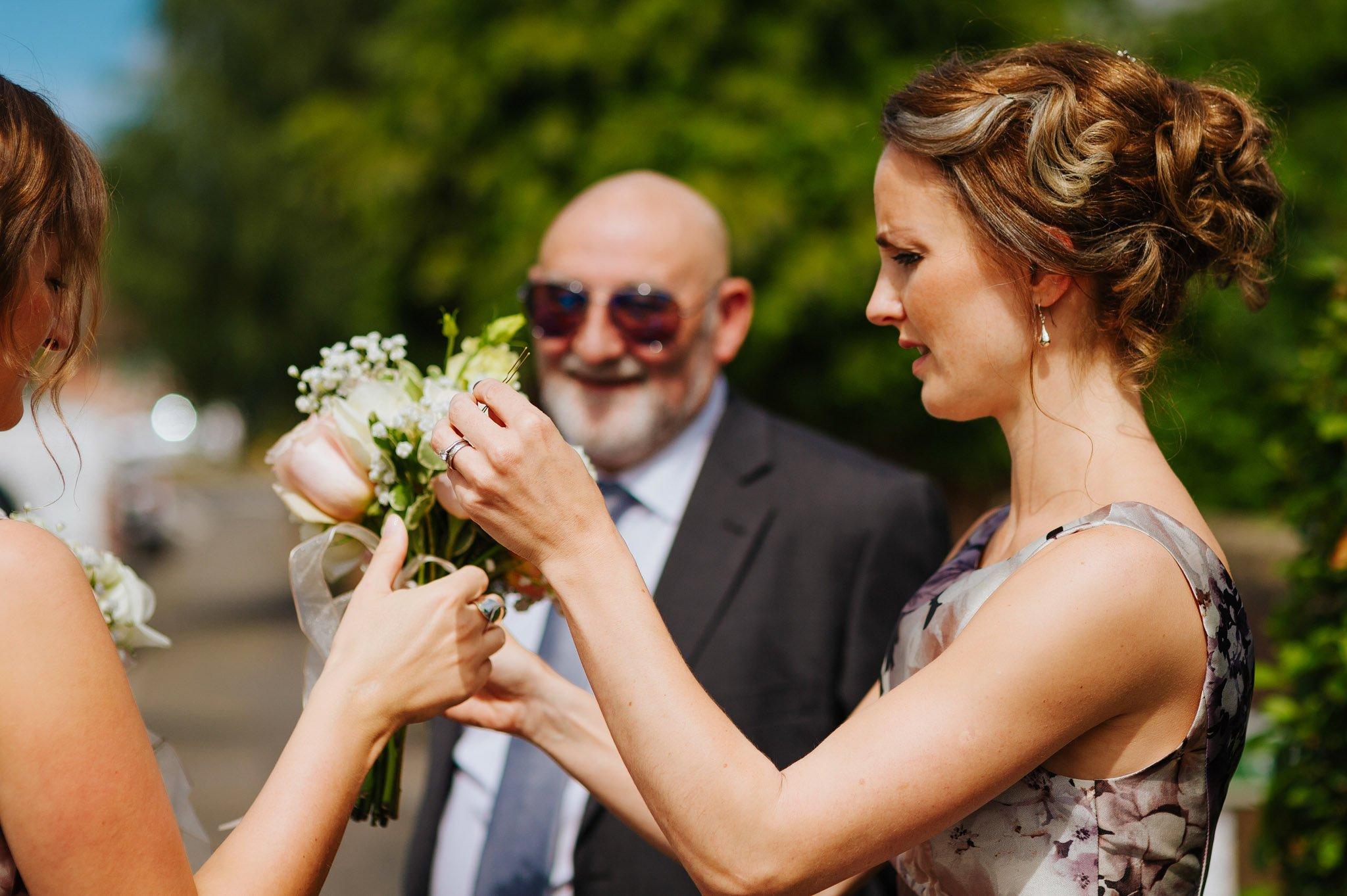 Georgina + Mike - Wedding photography in Malvern, Worcestershire 12