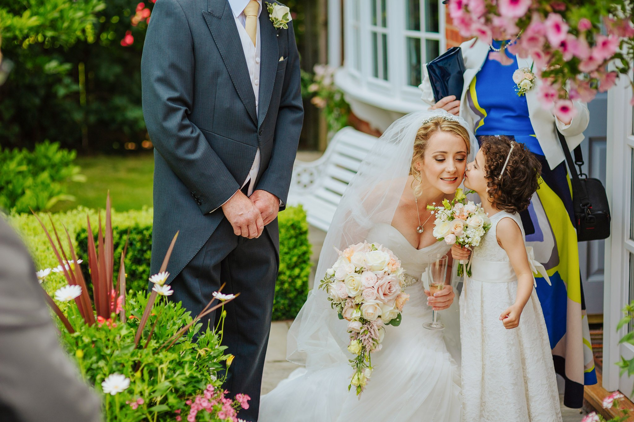 Georgina + Mike - Wedding photography in Malvern, Worcestershire 10