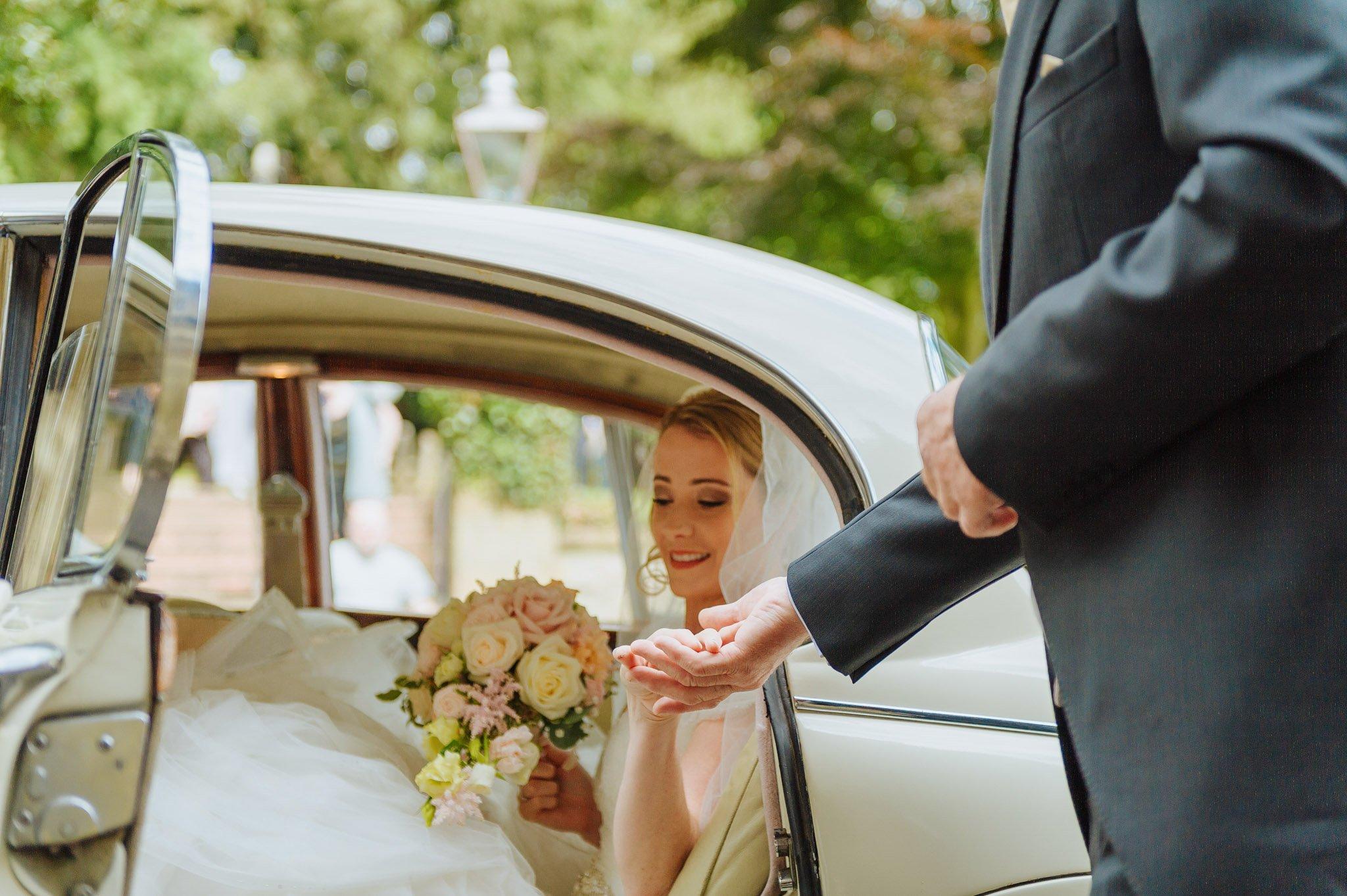 Georgina + Mike - Wedding photography in Malvern, Worcestershire 23